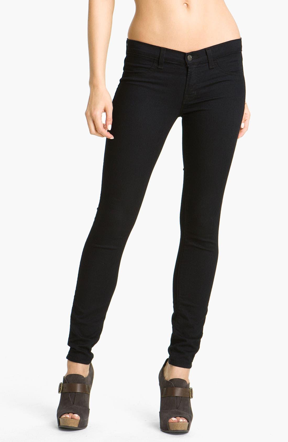 J BRAND,                             'Legging' Stretch Jeans,                             Main thumbnail 1, color,                             002