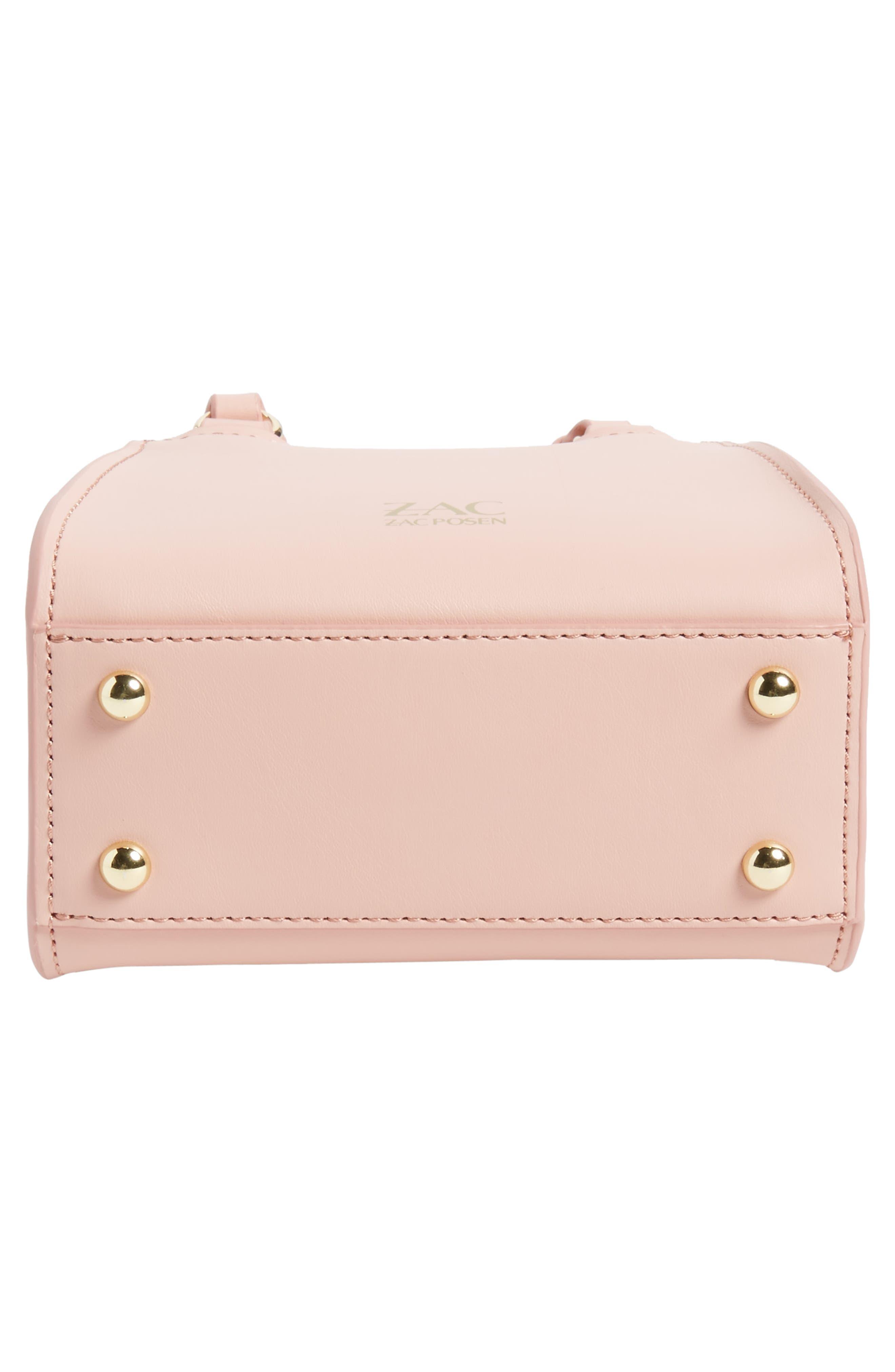 Eartha Iconic Mini Top Handle Belt Bag,                             Alternate thumbnail 6, color,                             650