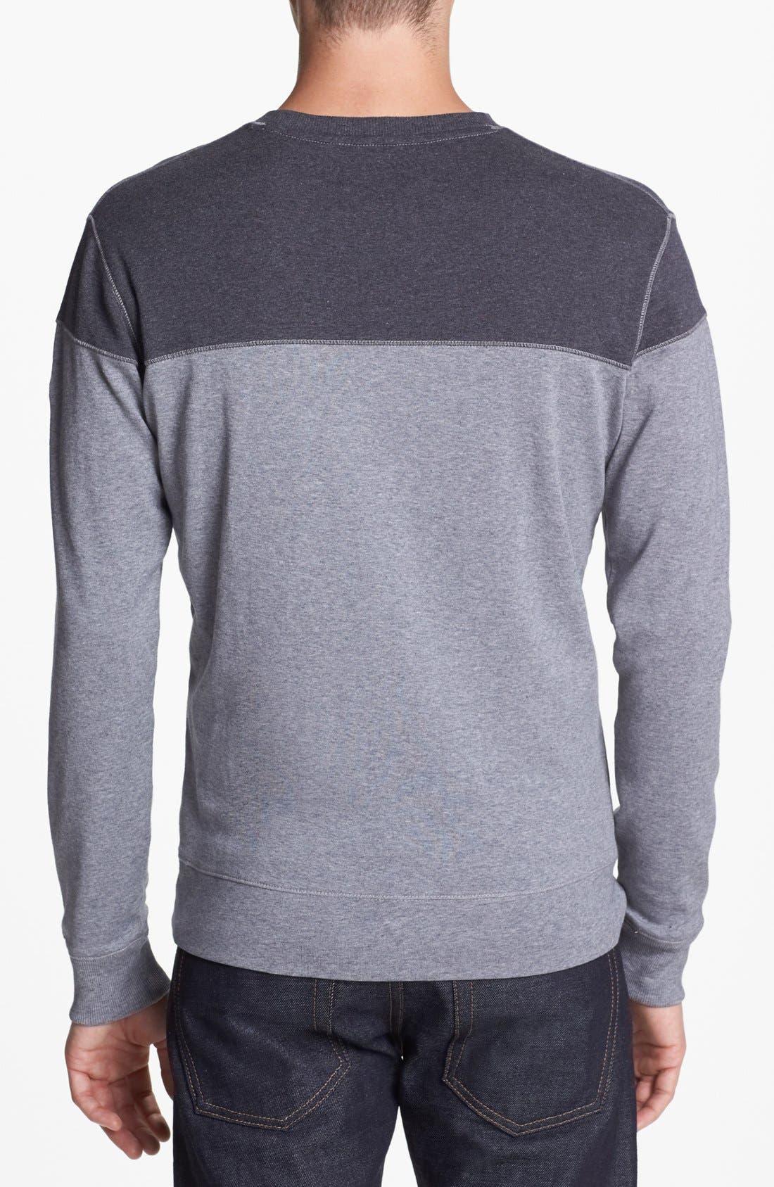 VICTORINOX SWISS ARMY<SUP>®</SUP>,                             Long Sleeve T-Shirt,                             Alternate thumbnail 2, color,                             065