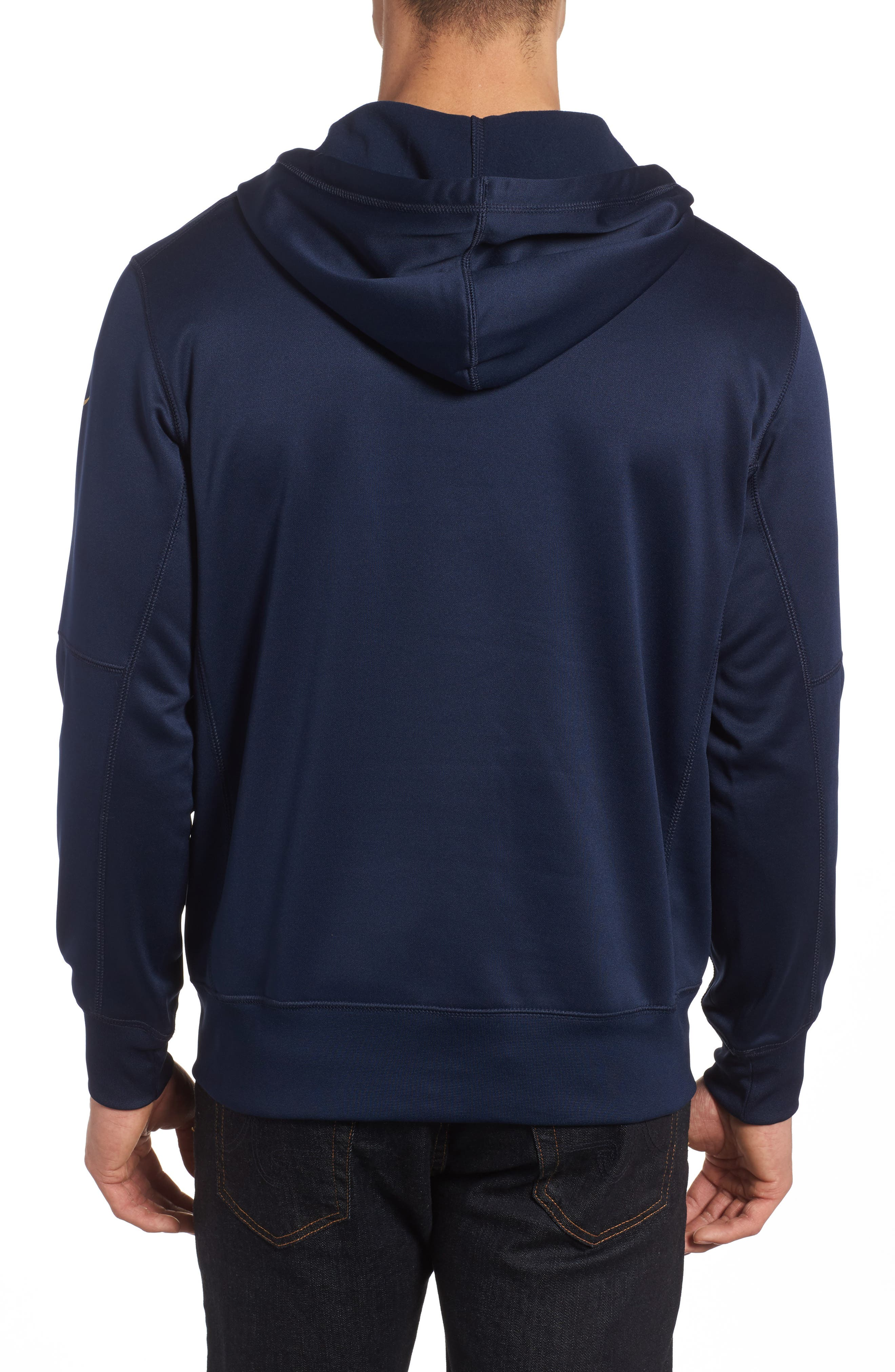 Therma-FIT NFL Graphic Zip Hoodie,                             Alternate thumbnail 12, color,