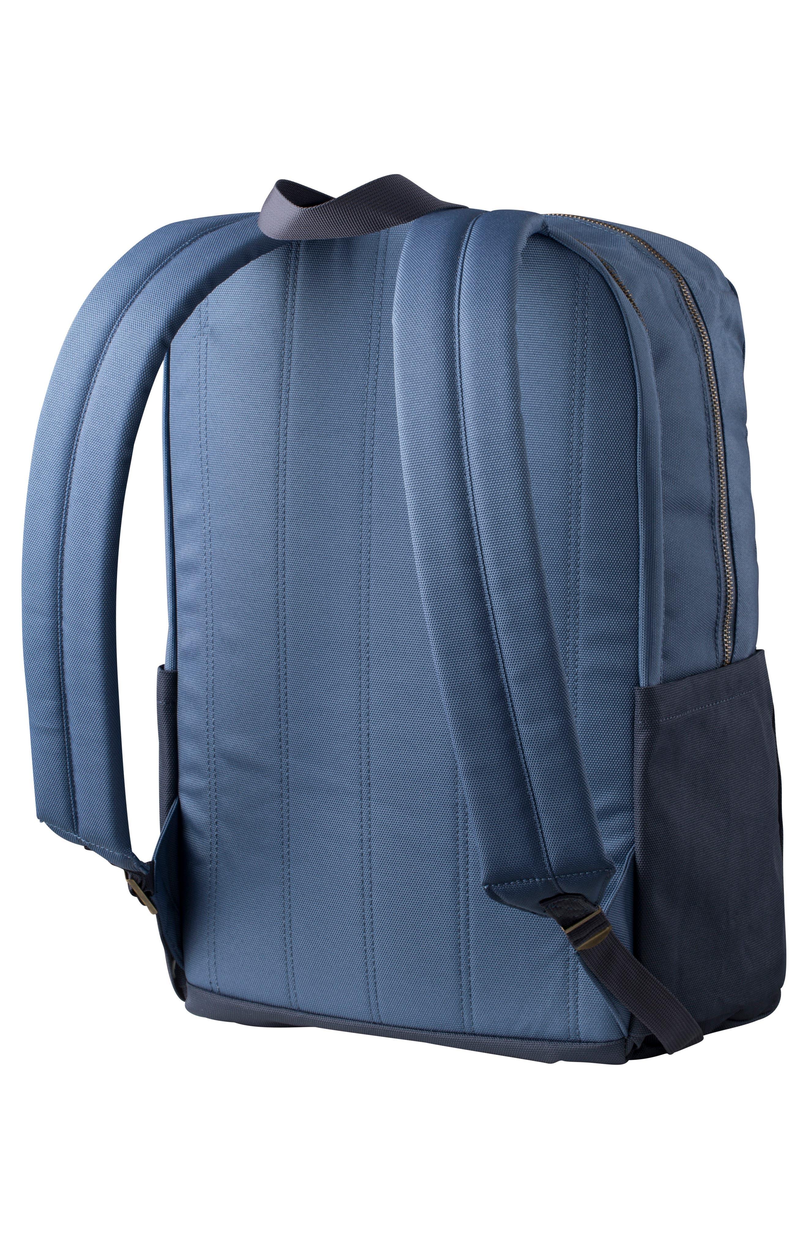 Bergen Backpack,                             Alternate thumbnail 2, color,                             GRAPHITE BLUE