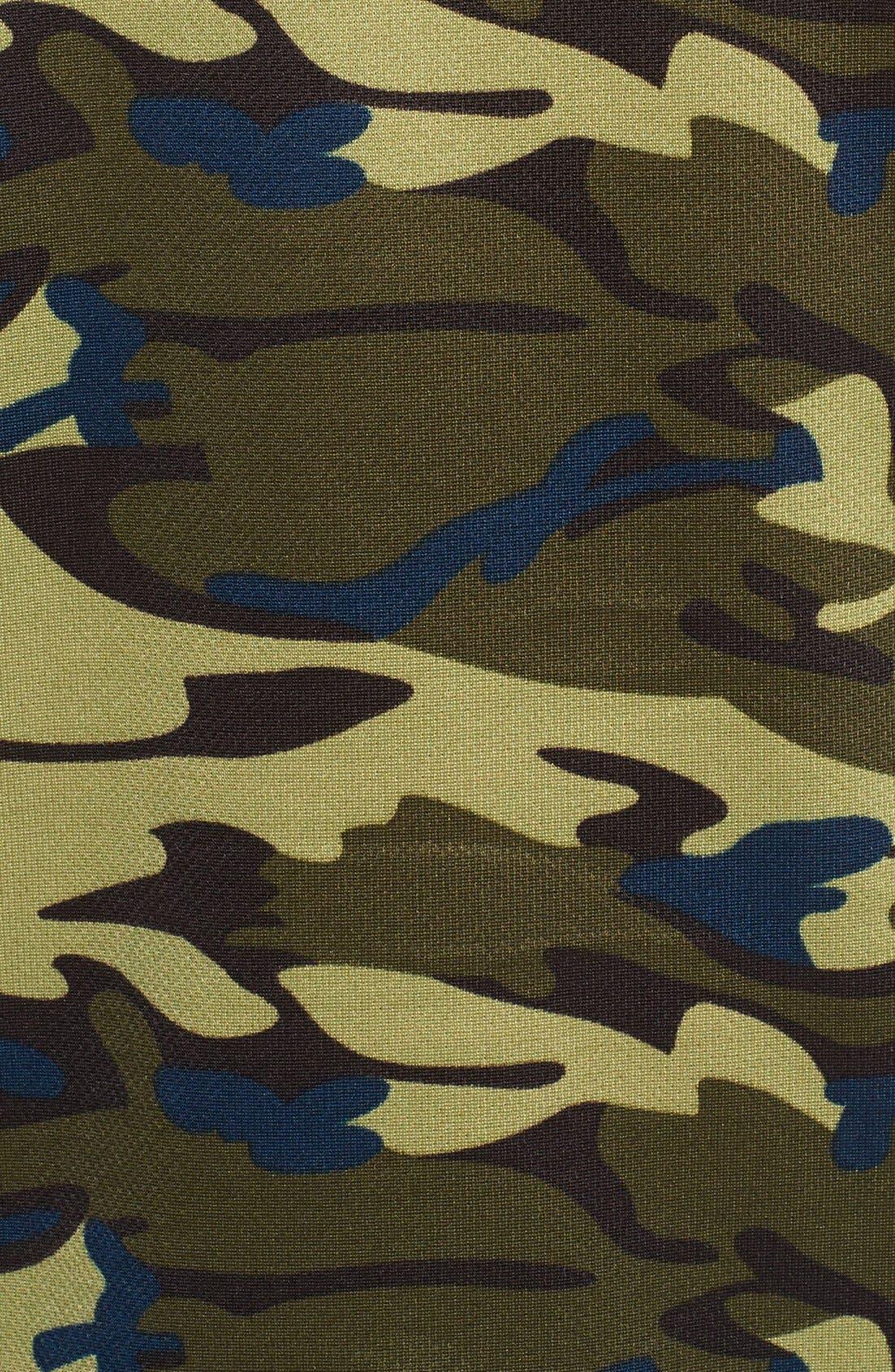 Camo Tank,                             Alternate thumbnail 4, color,