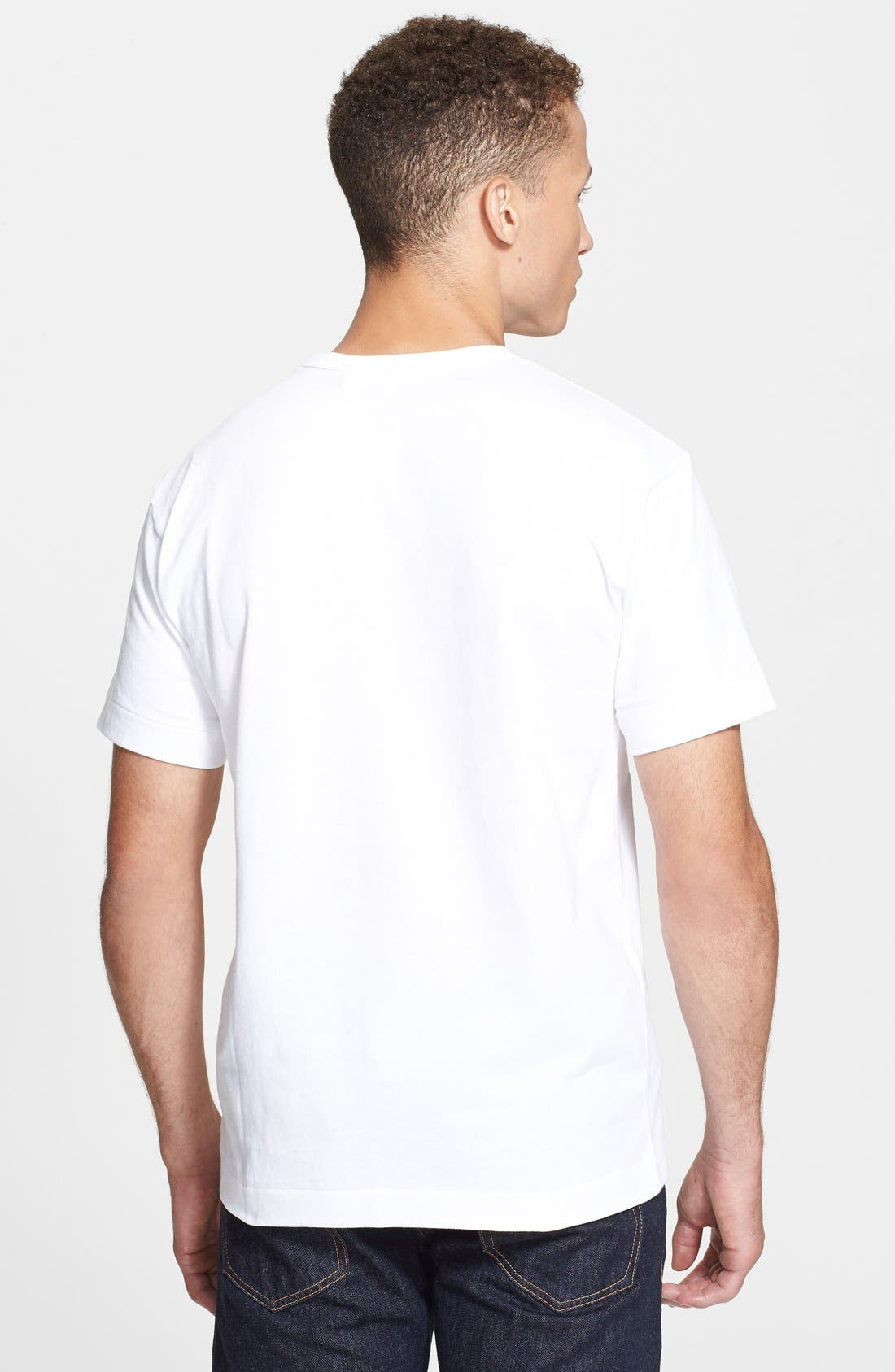 Graphic T-Shirt,                             Alternate thumbnail 3, color,                             100