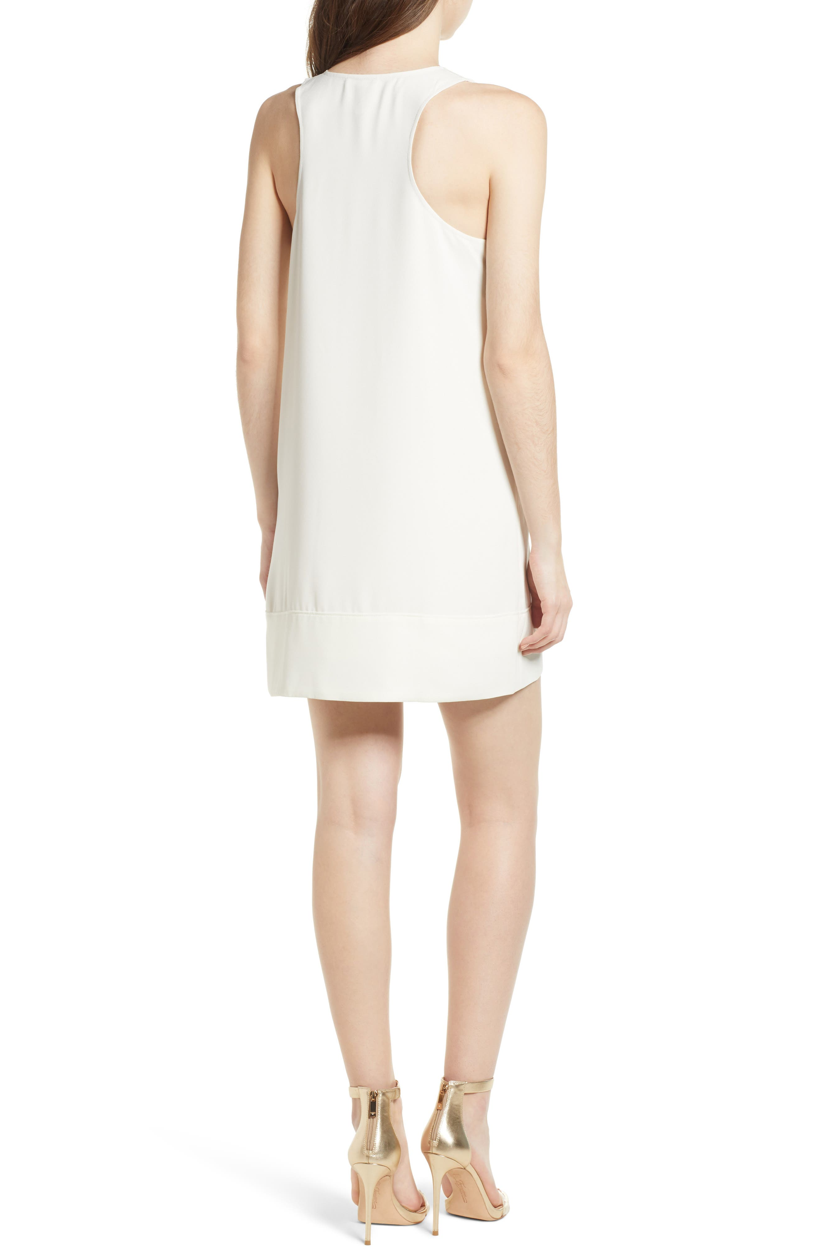Racerback Shift Dress,                             Alternate thumbnail 65, color,