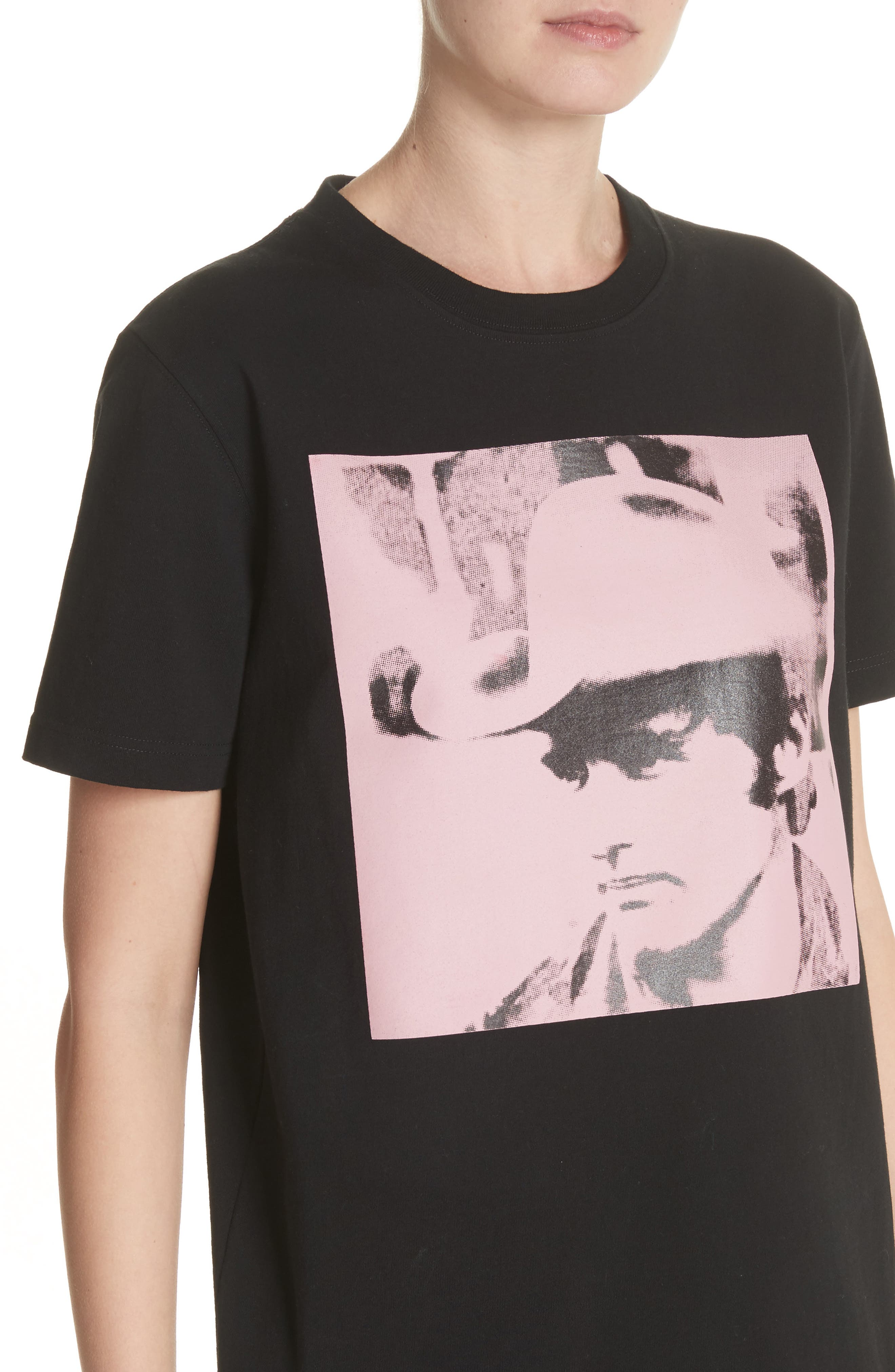 x Andy Warhol Foundation Dennis Hopper Tee,                             Alternate thumbnail 4, color,                             005