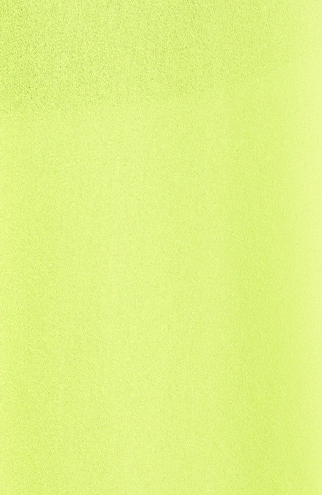 Cuff Sleeve Woven Tee,                             Alternate thumbnail 113, color,
