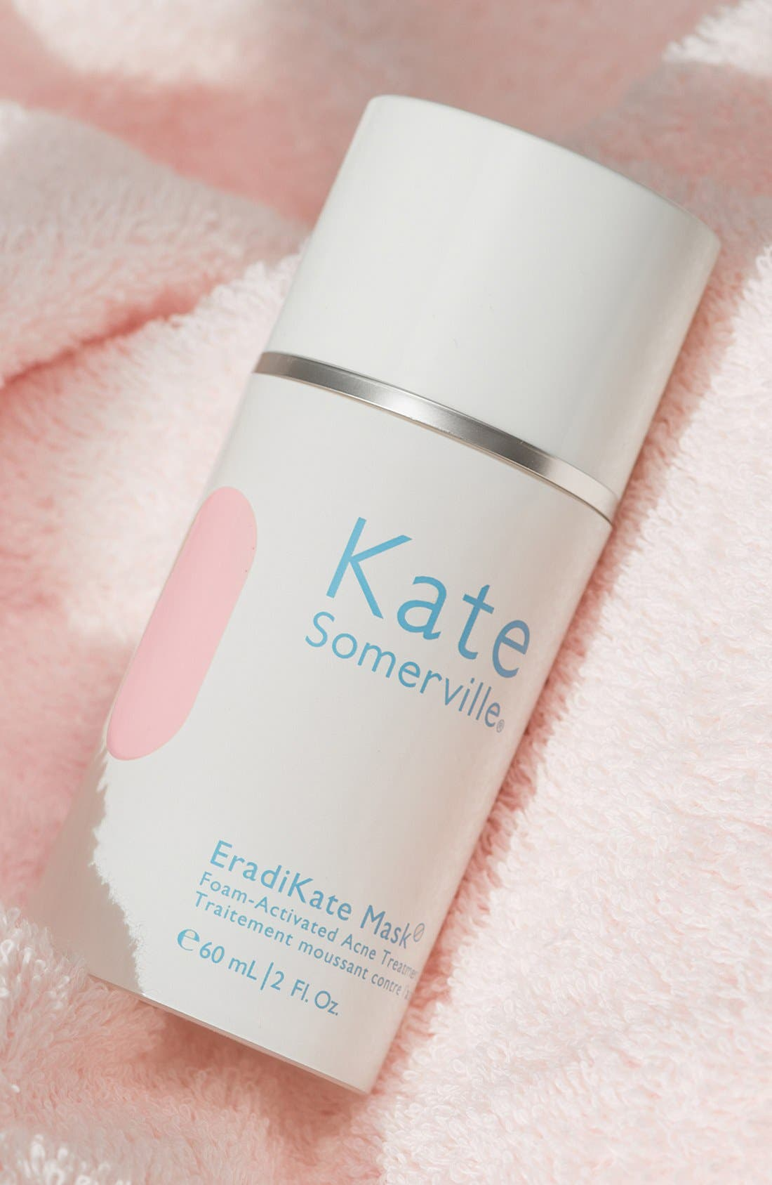 'EradiKate' Mask Foam-Activated Acne Treatment,                             Alternate thumbnail 5, color,                             NO COLOR