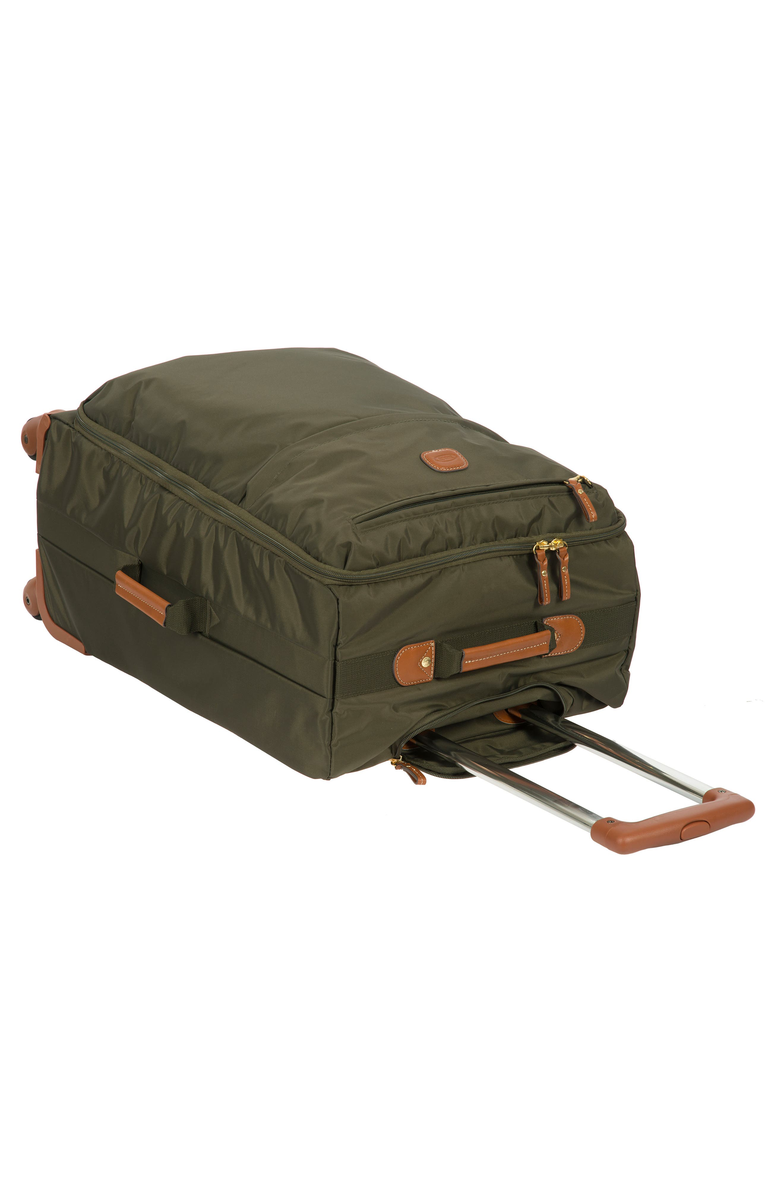 X-Bag 25-Inch Spinner Suitcase,                             Alternate thumbnail 12, color,                             OLIVE