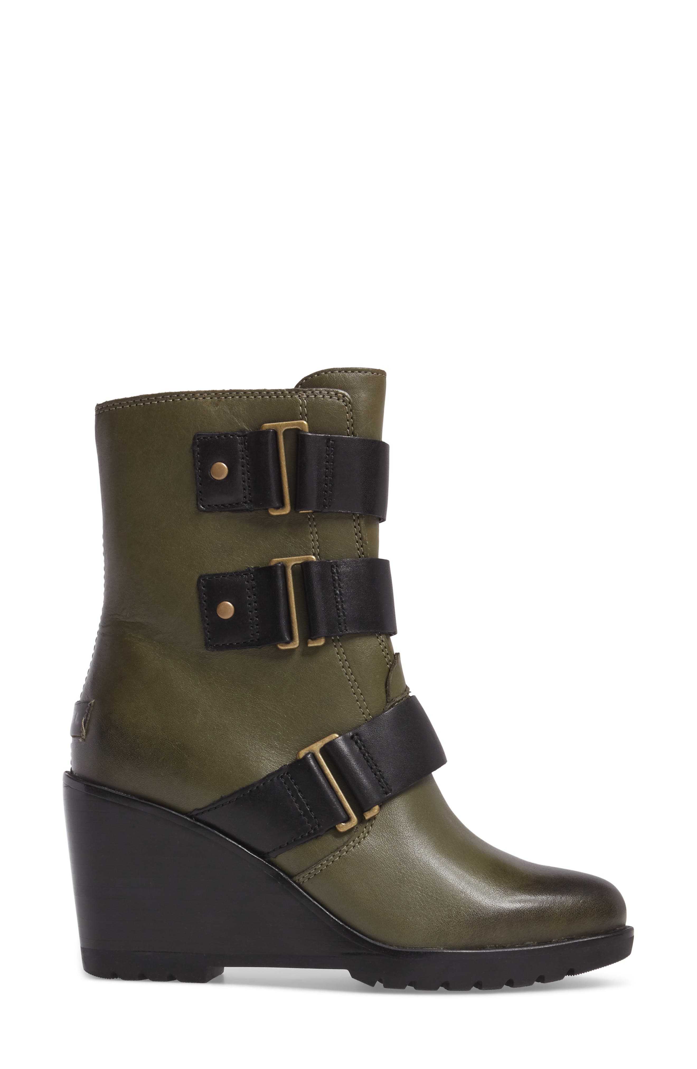 After Hours Waterproof Bootie,                             Alternate thumbnail 9, color,