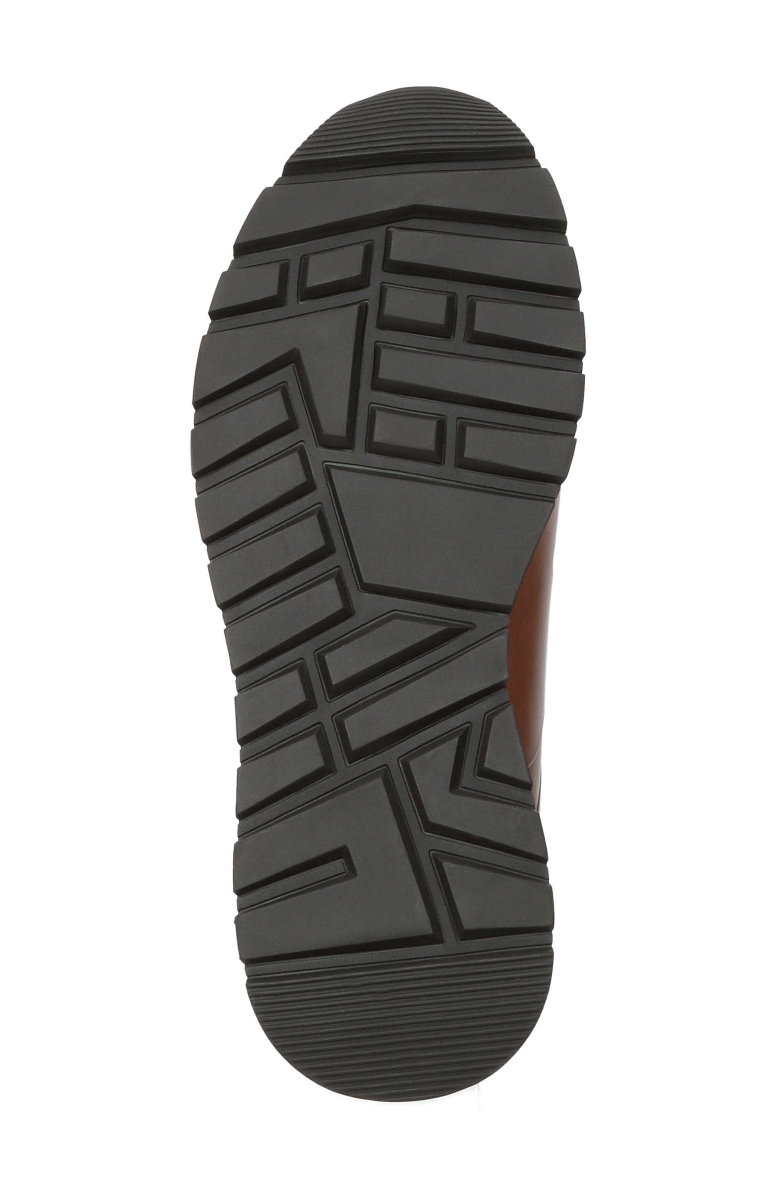 Davio Low Top Sneaker,                             Alternate thumbnail 6, color,                             COGNAC