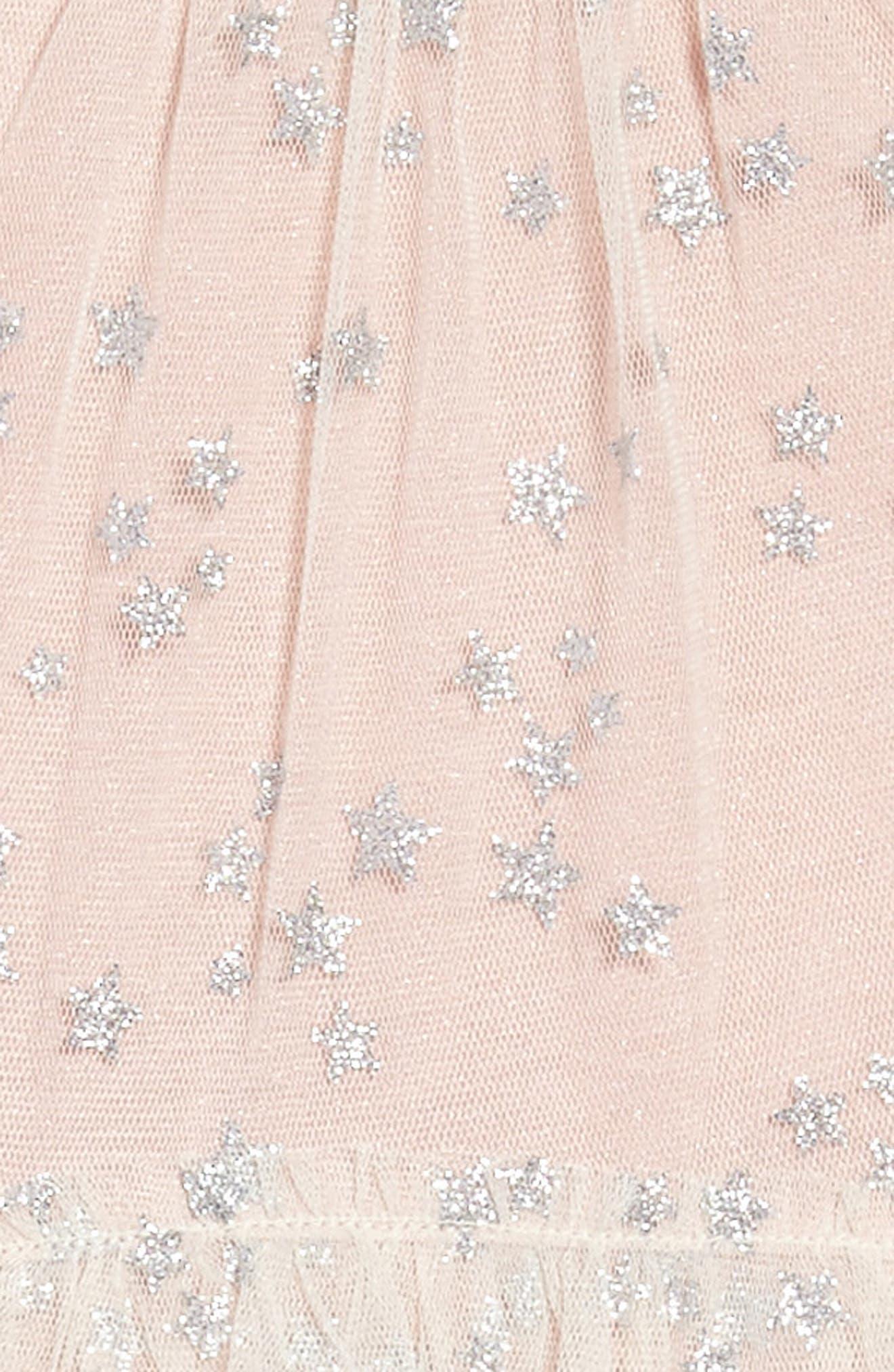 Mesh Star Dress,                             Alternate thumbnail 3, color,                             690