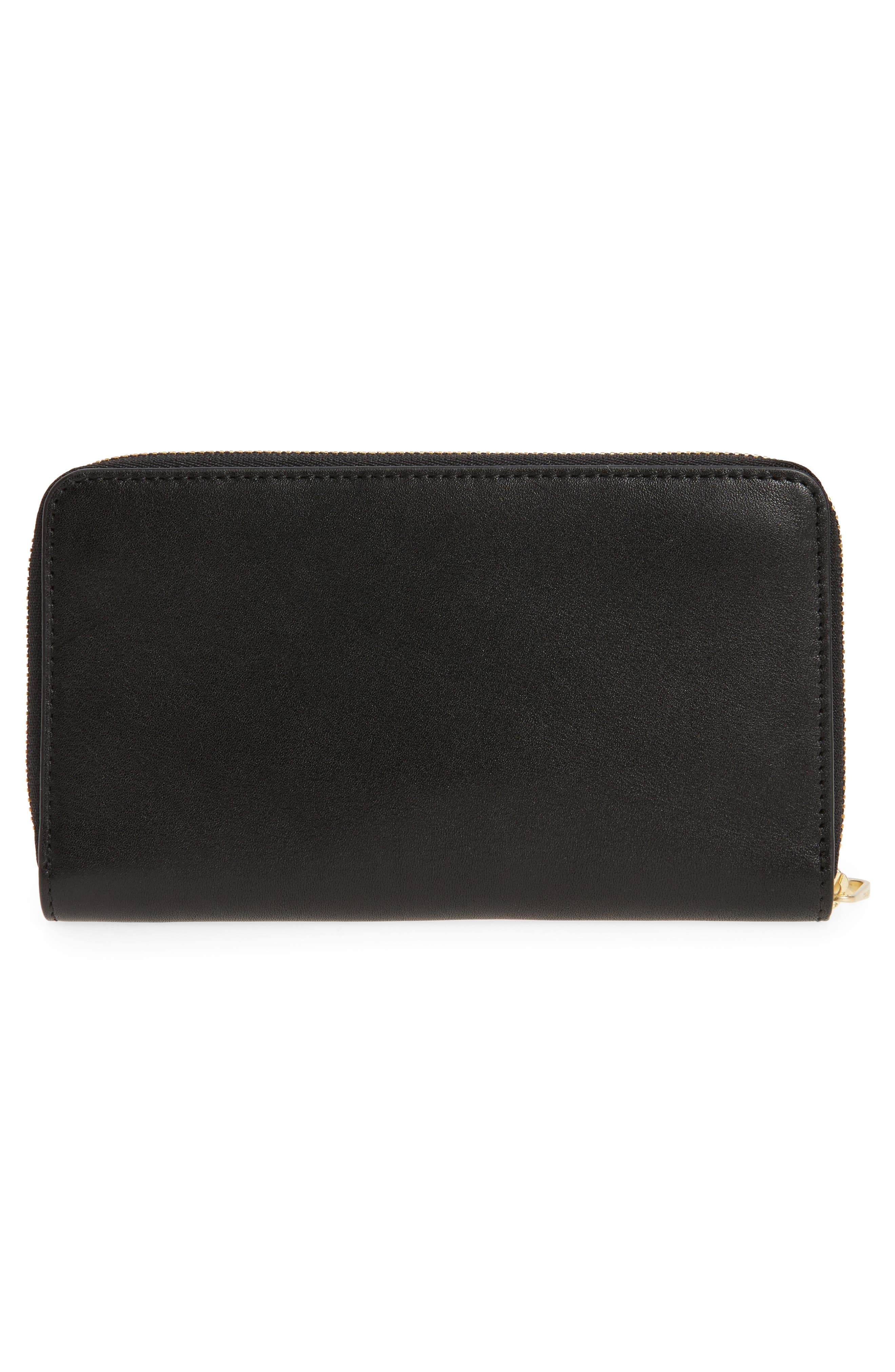 Compact Continental Wallet,                             Alternate thumbnail 3, color,