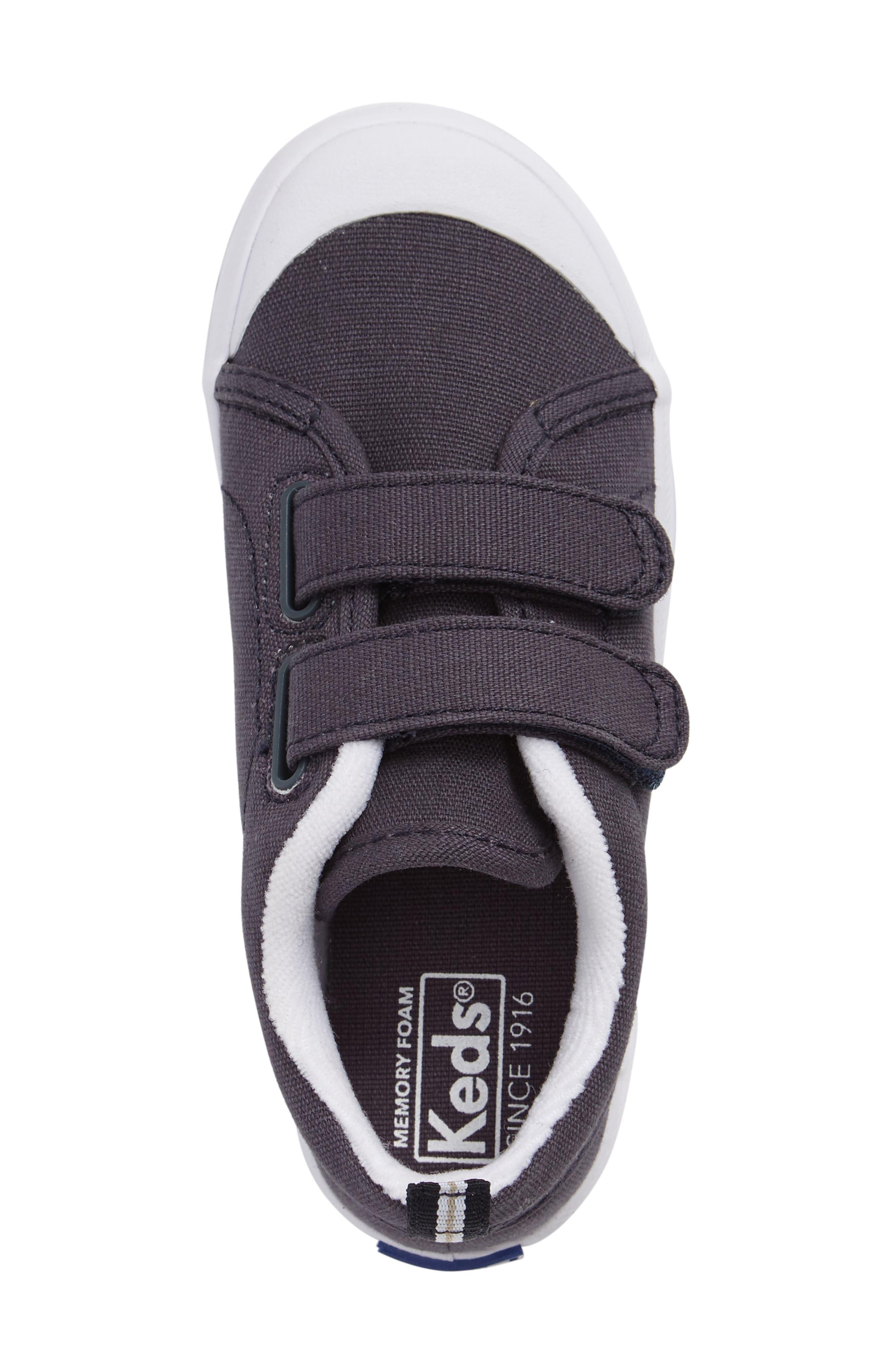 'Graham' Hook & Loop Sneaker,                             Alternate thumbnail 6, color,