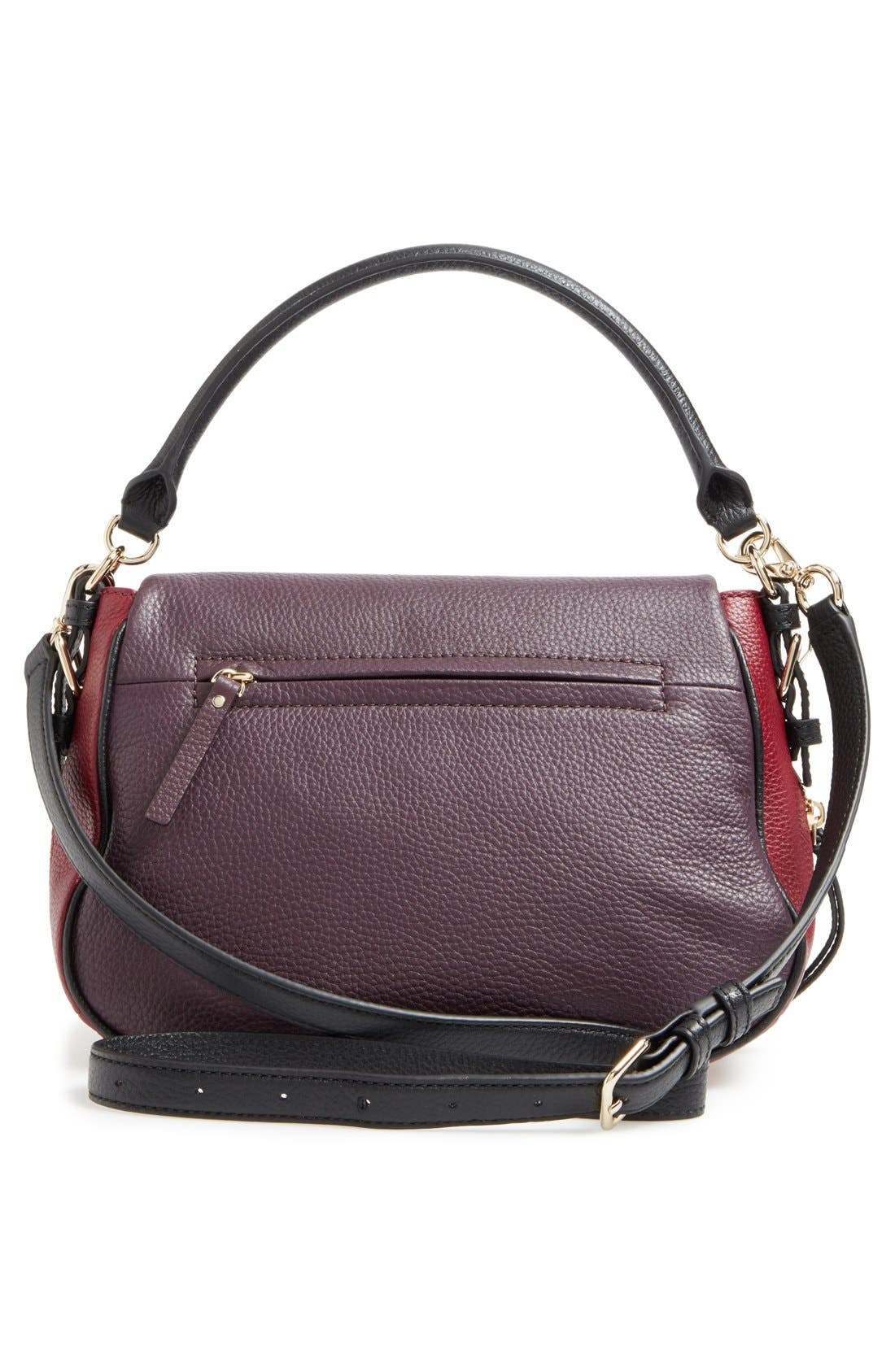 cobble hill - deva leather crossbody bag,                             Alternate thumbnail 23, color,