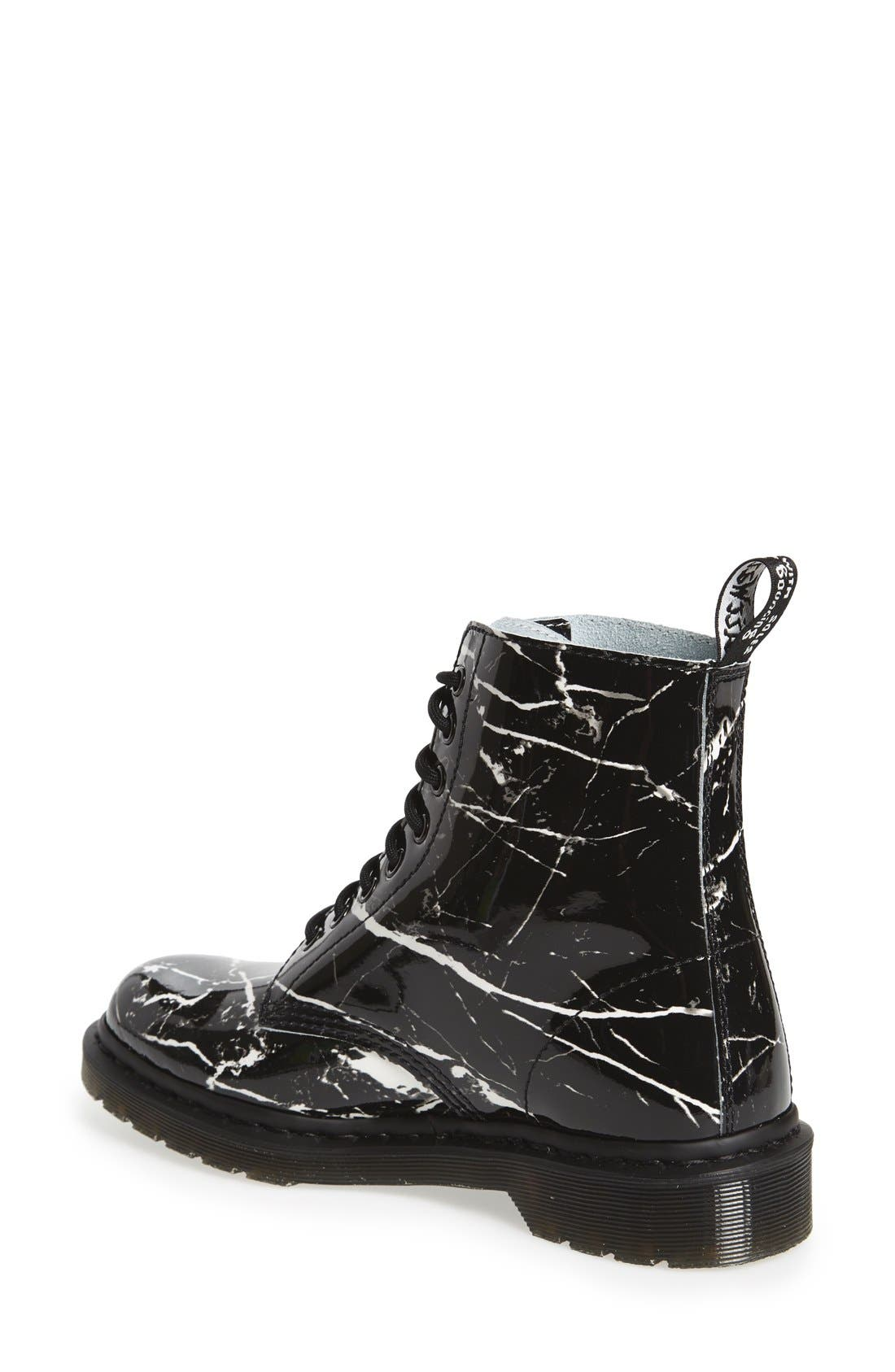 'Pascal Marble' Boot,                             Alternate thumbnail 4, color,                             071