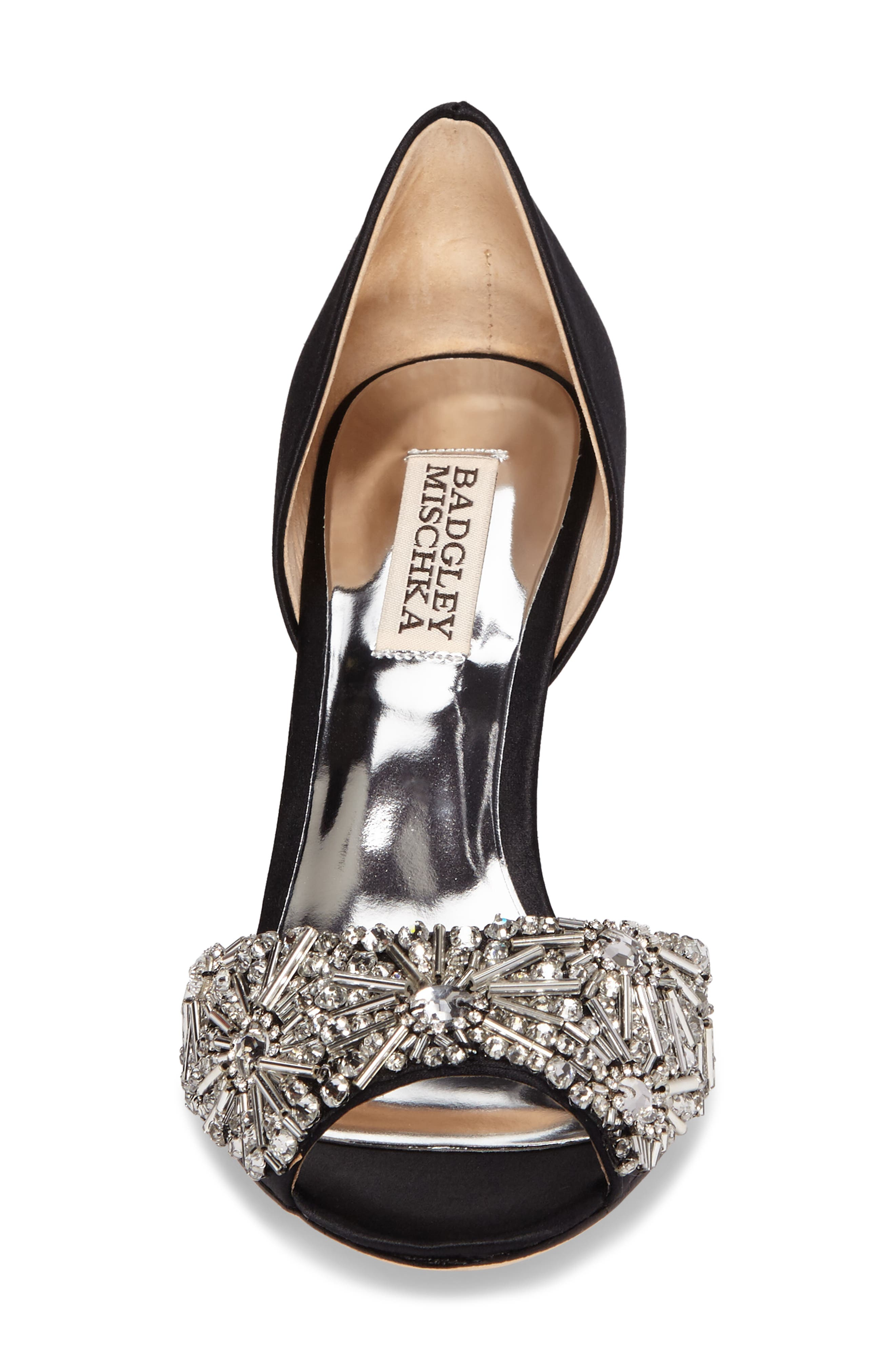 Maria Embellished d'Orsay Pump,                             Alternate thumbnail 19, color,