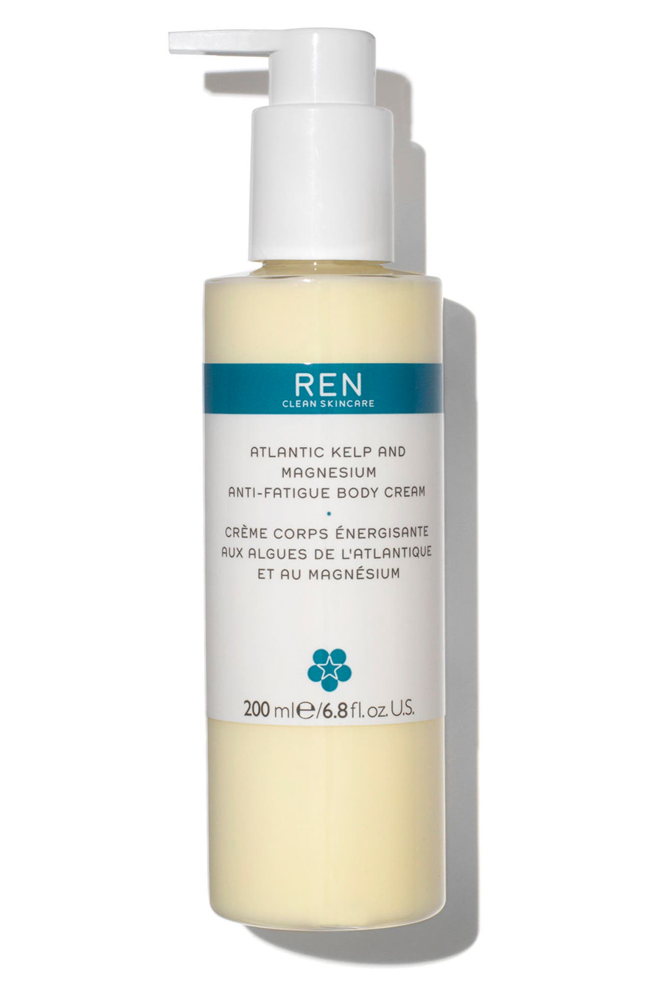 SPACE.NK.apothecary REN Atlantic Kelp and Magnesium Anti-Fatigue Body Cream,                             Main thumbnail 1, color,                             NO COLOR