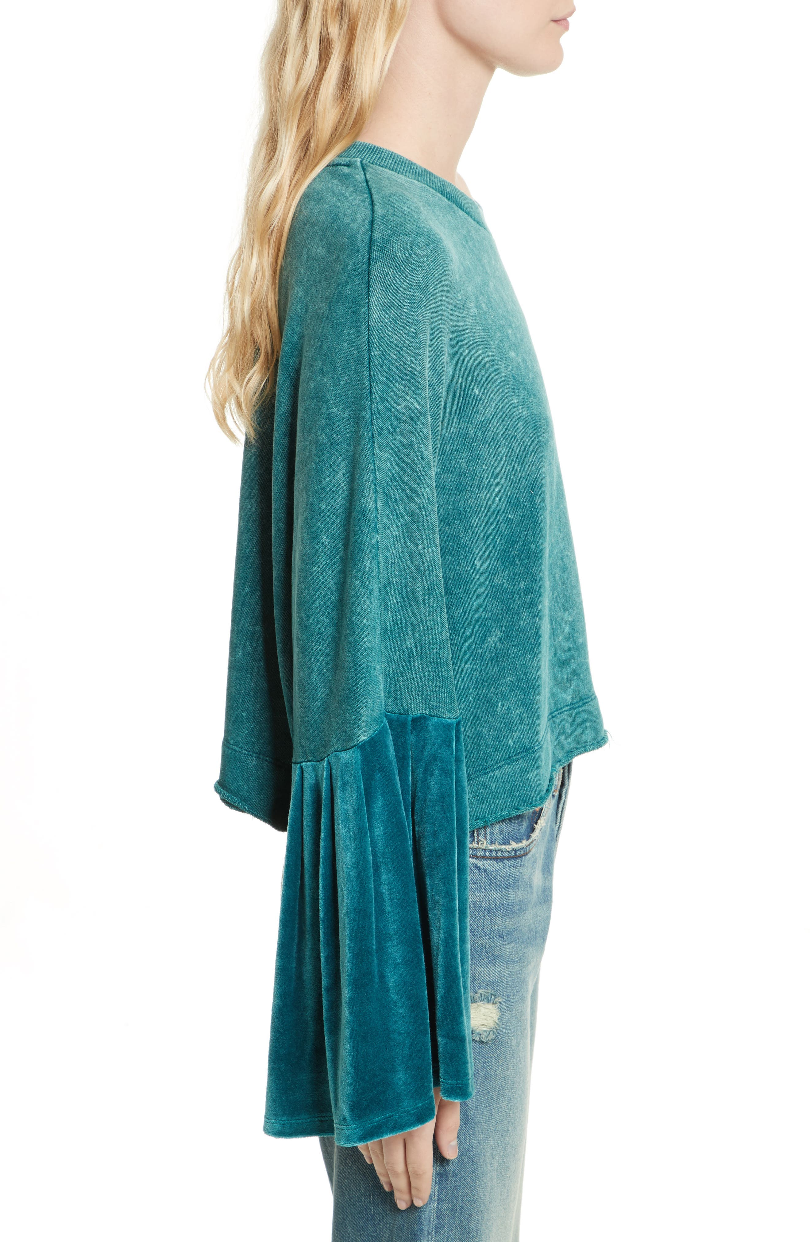 Sleeves Glorious Sleeves Pullover,                             Alternate thumbnail 8, color,