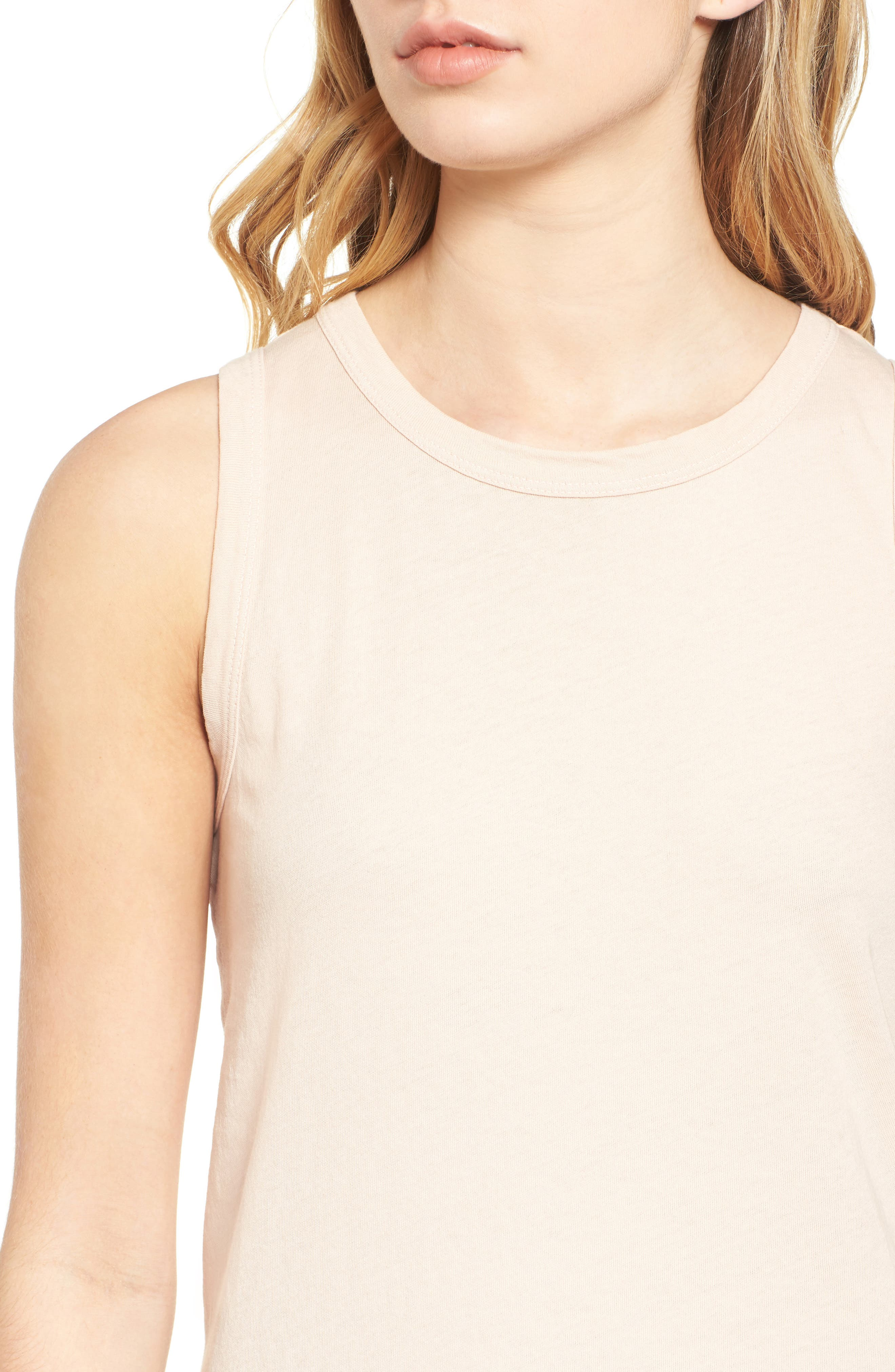 The Muscle Tee,                             Alternate thumbnail 4, color,                             693