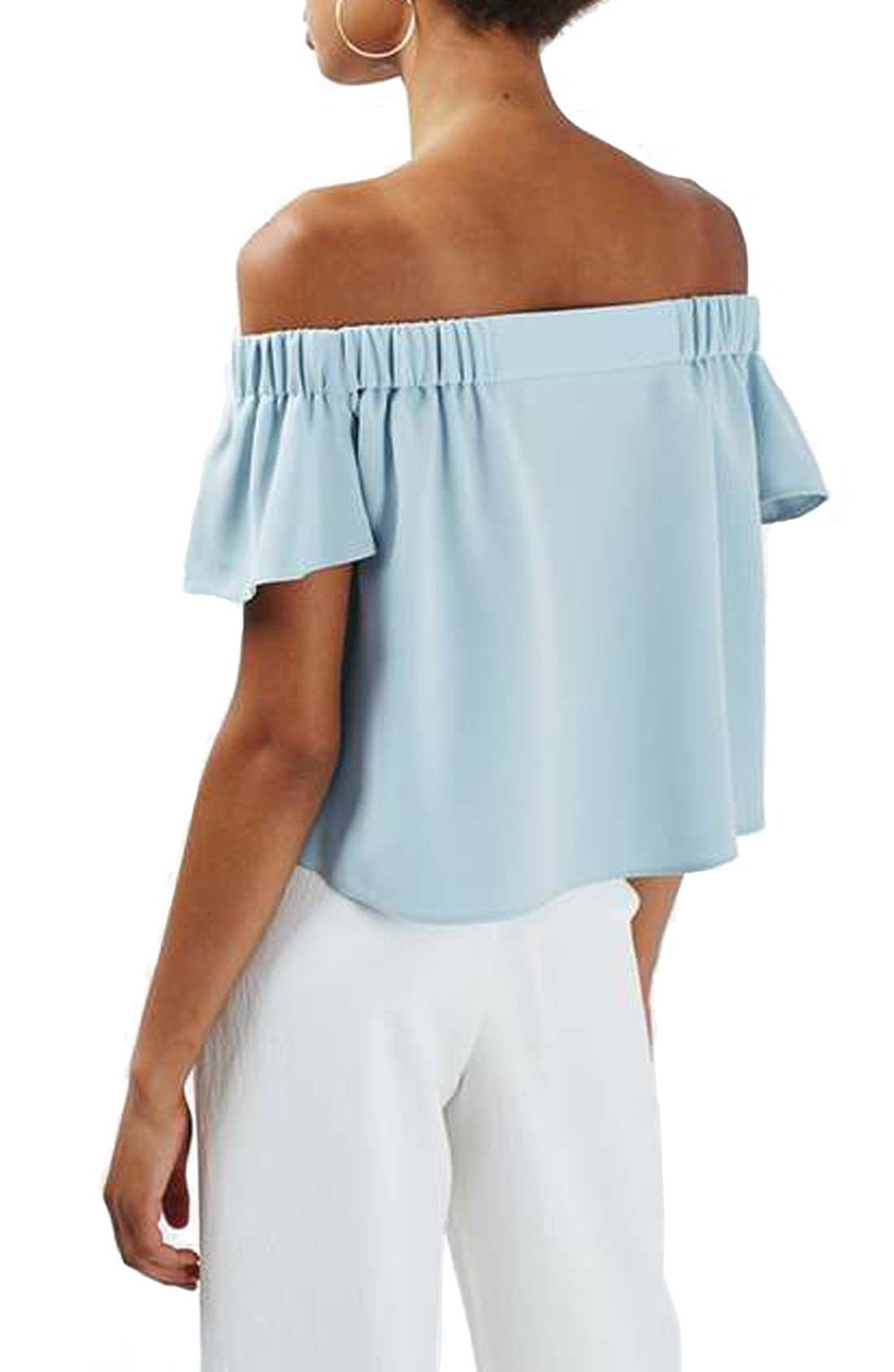 'Livi' Off the Shoulder Top,                             Alternate thumbnail 34, color,