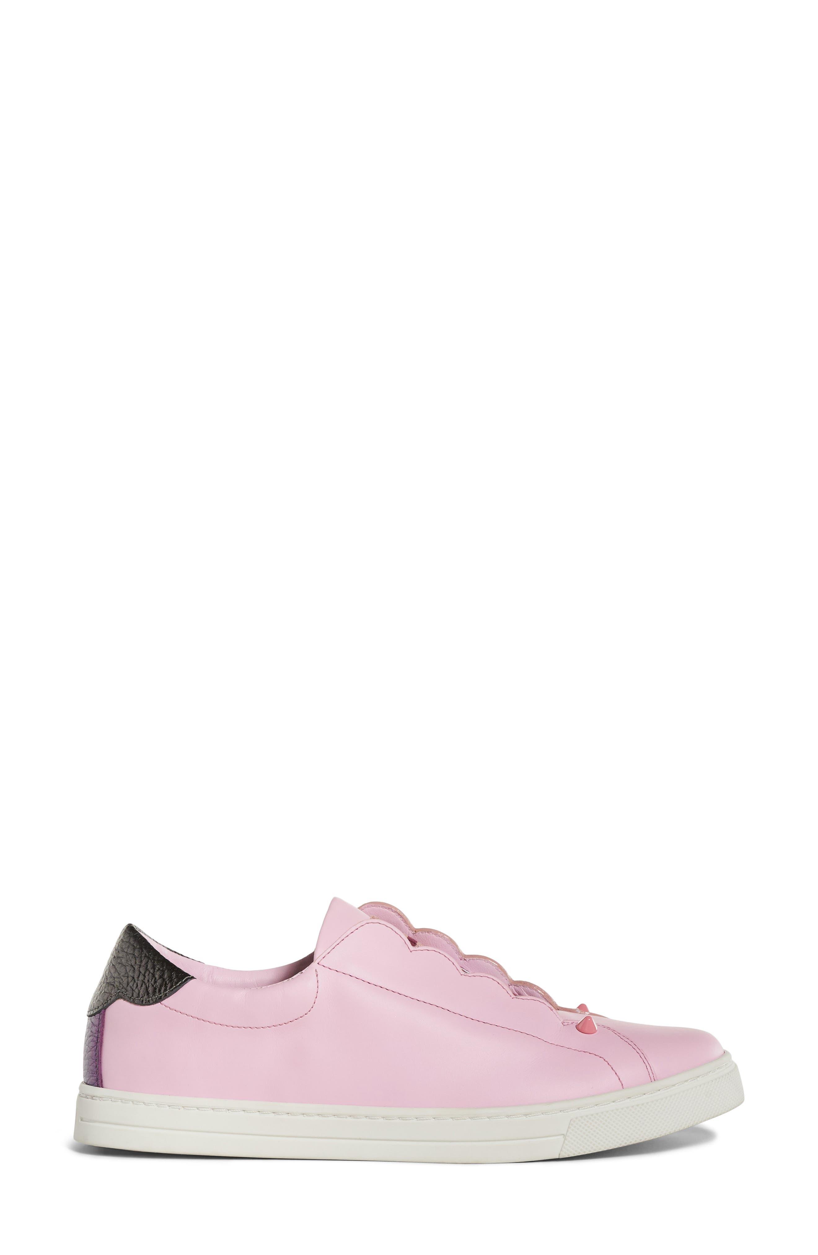 Rockoko Slip-On Sneaker,                             Alternate thumbnail 3, color,                             650