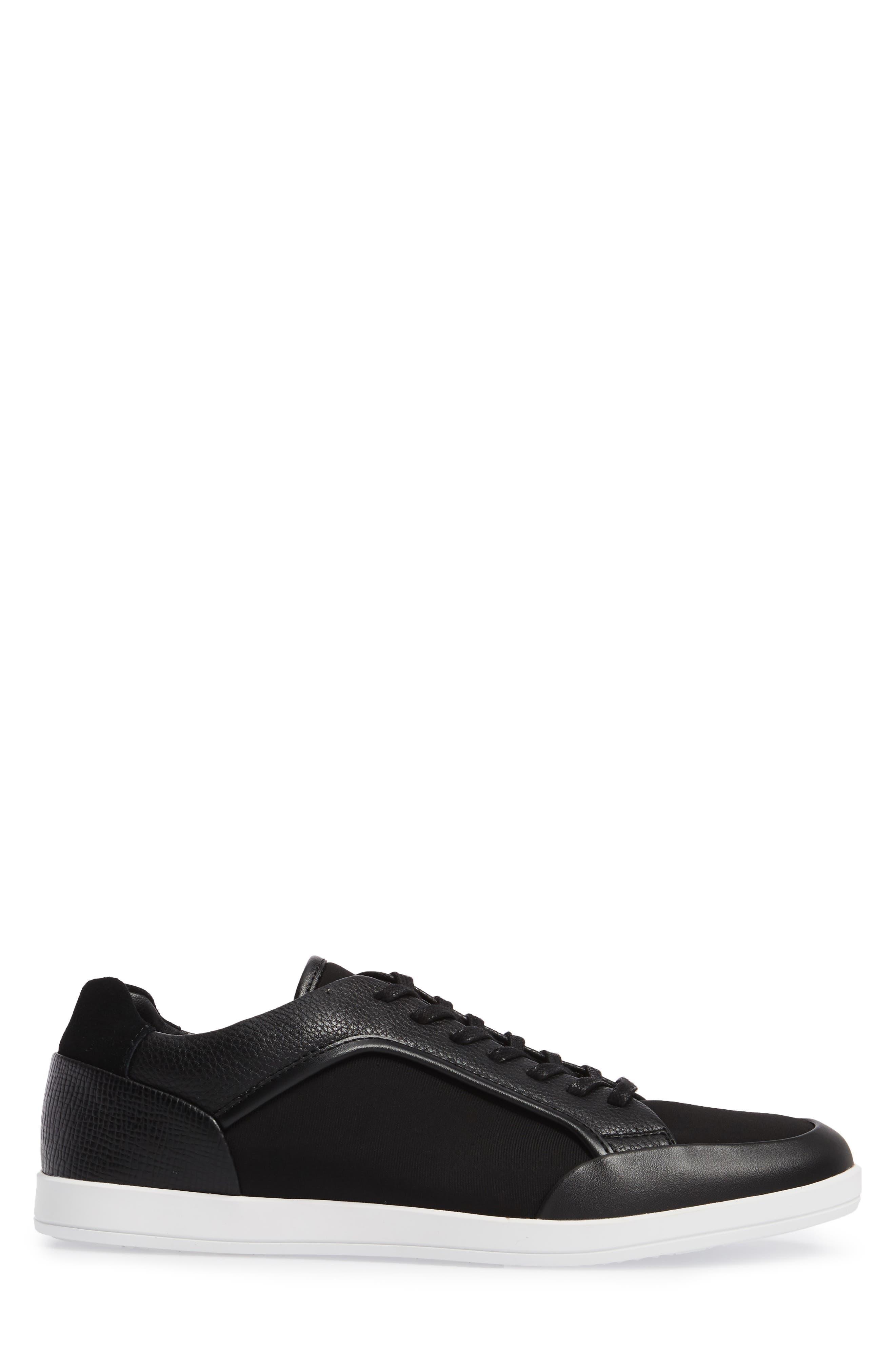 Masen Sneaker,                             Alternate thumbnail 3, color,                             001