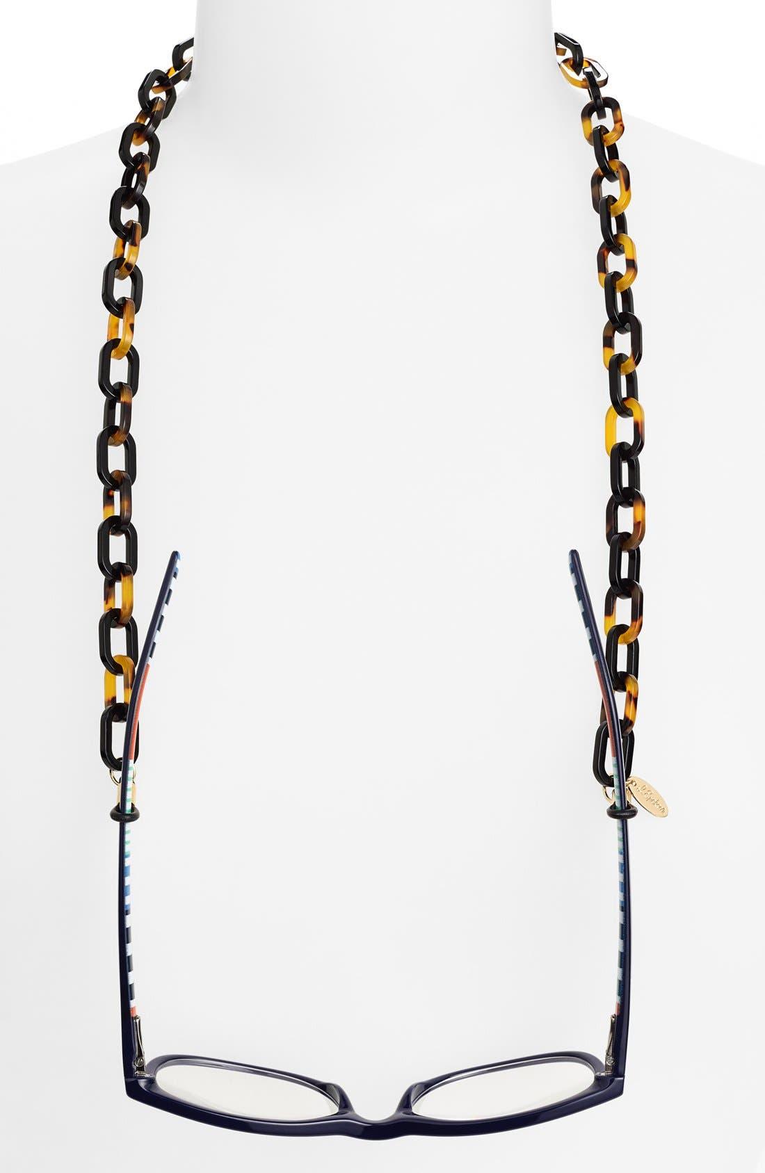'Brynn' Oval Link Eyewear Chain,                             Main thumbnail 2, color,