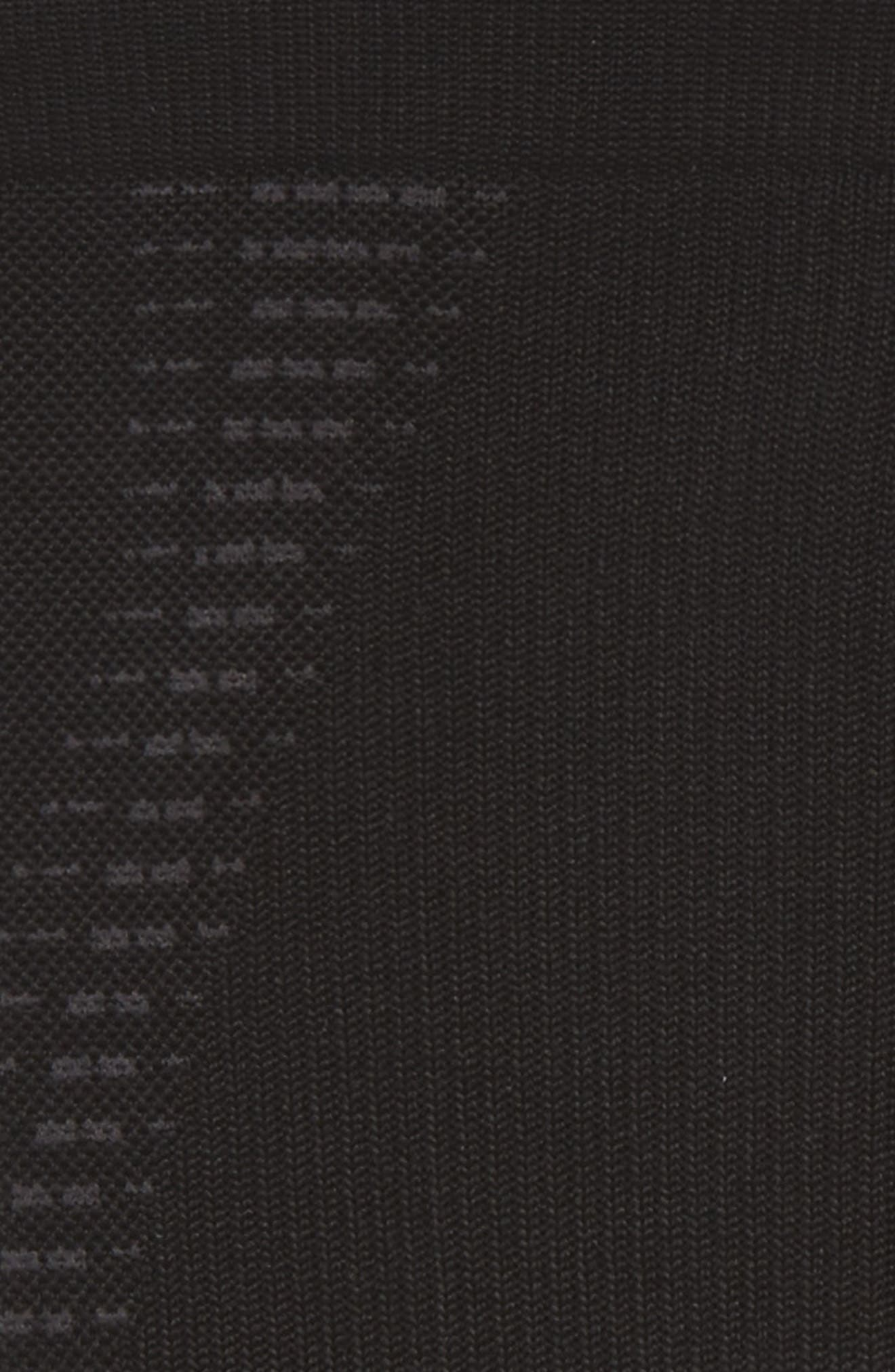 Elite Running Crew Socks,                             Alternate thumbnail 3, color,                             010