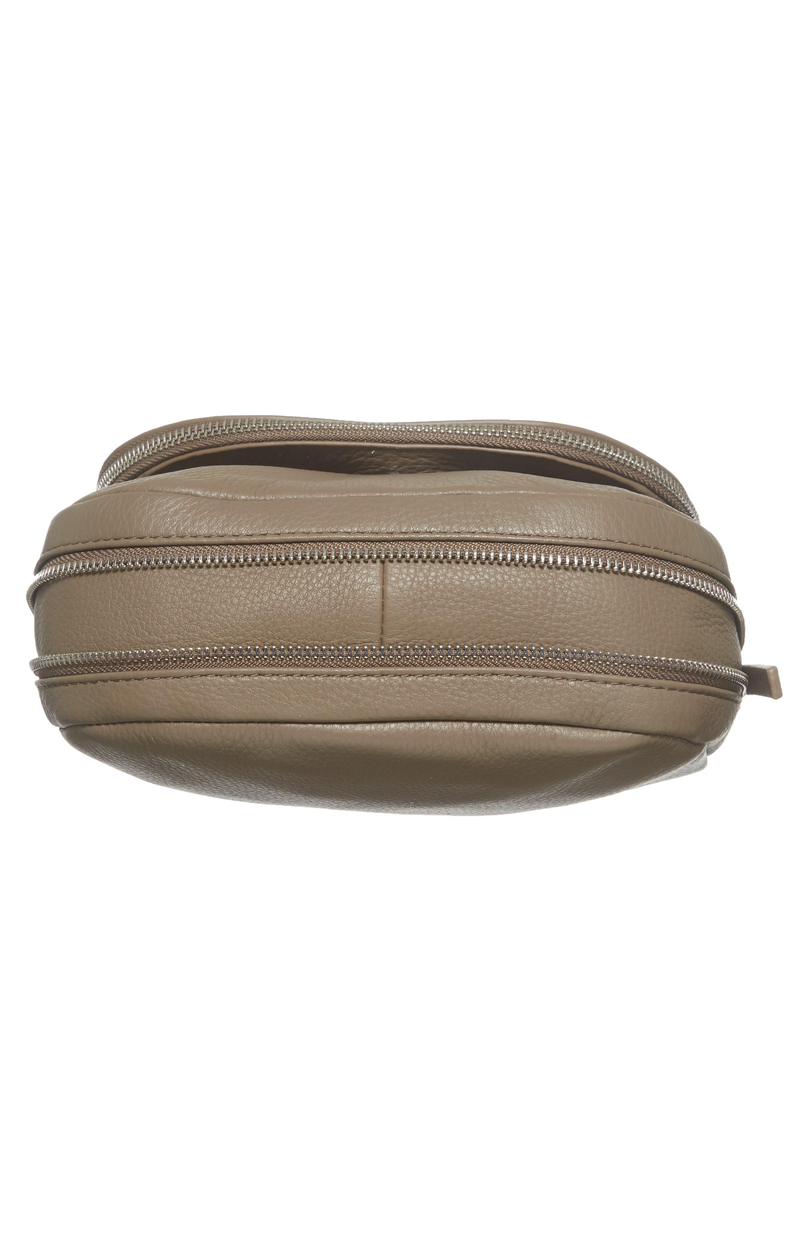 Bonny Studded Leather Crossbody Bag,                             Alternate thumbnail 12, color,