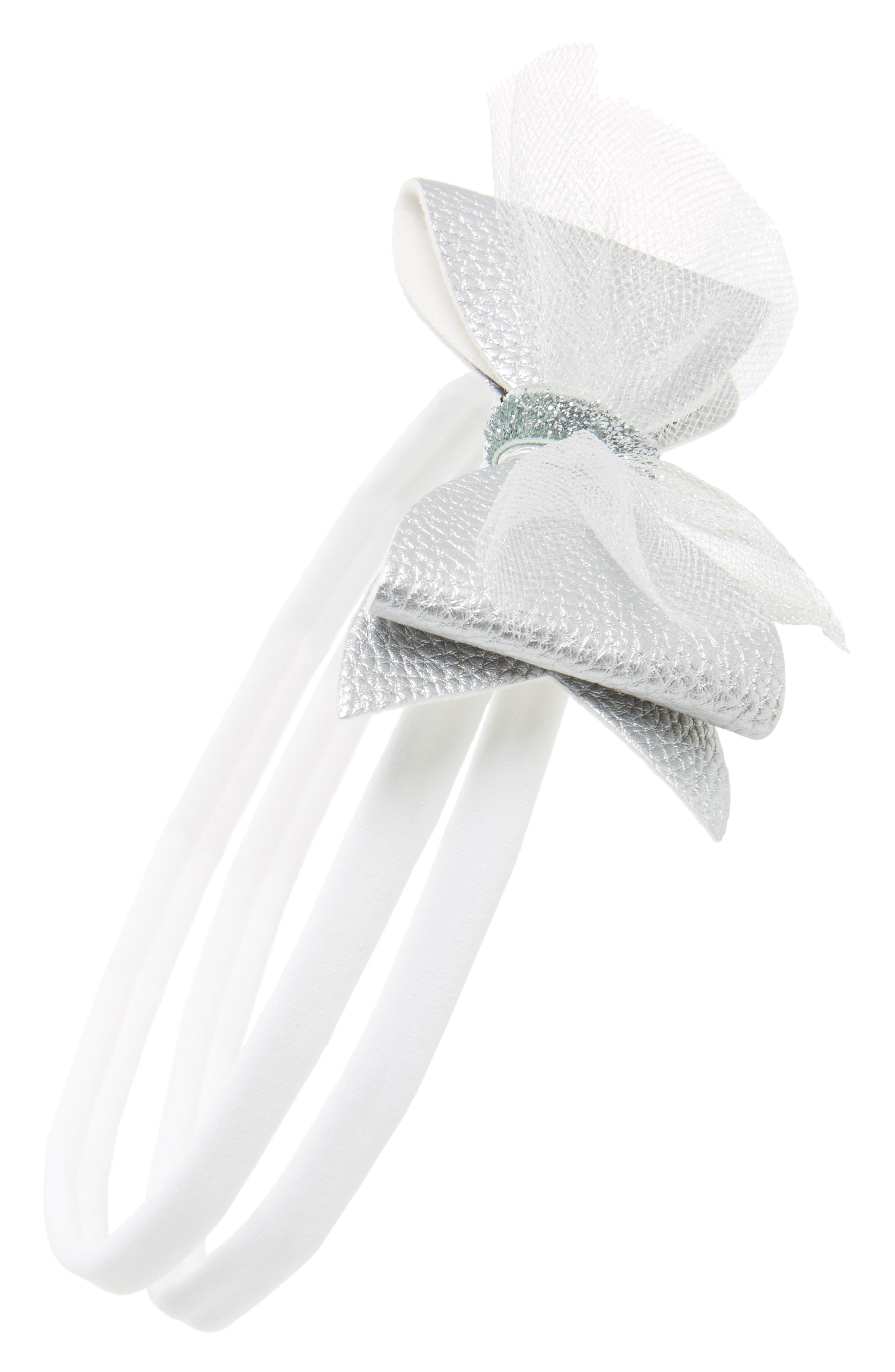 Bow Headband,                             Main thumbnail 1, color,                             045