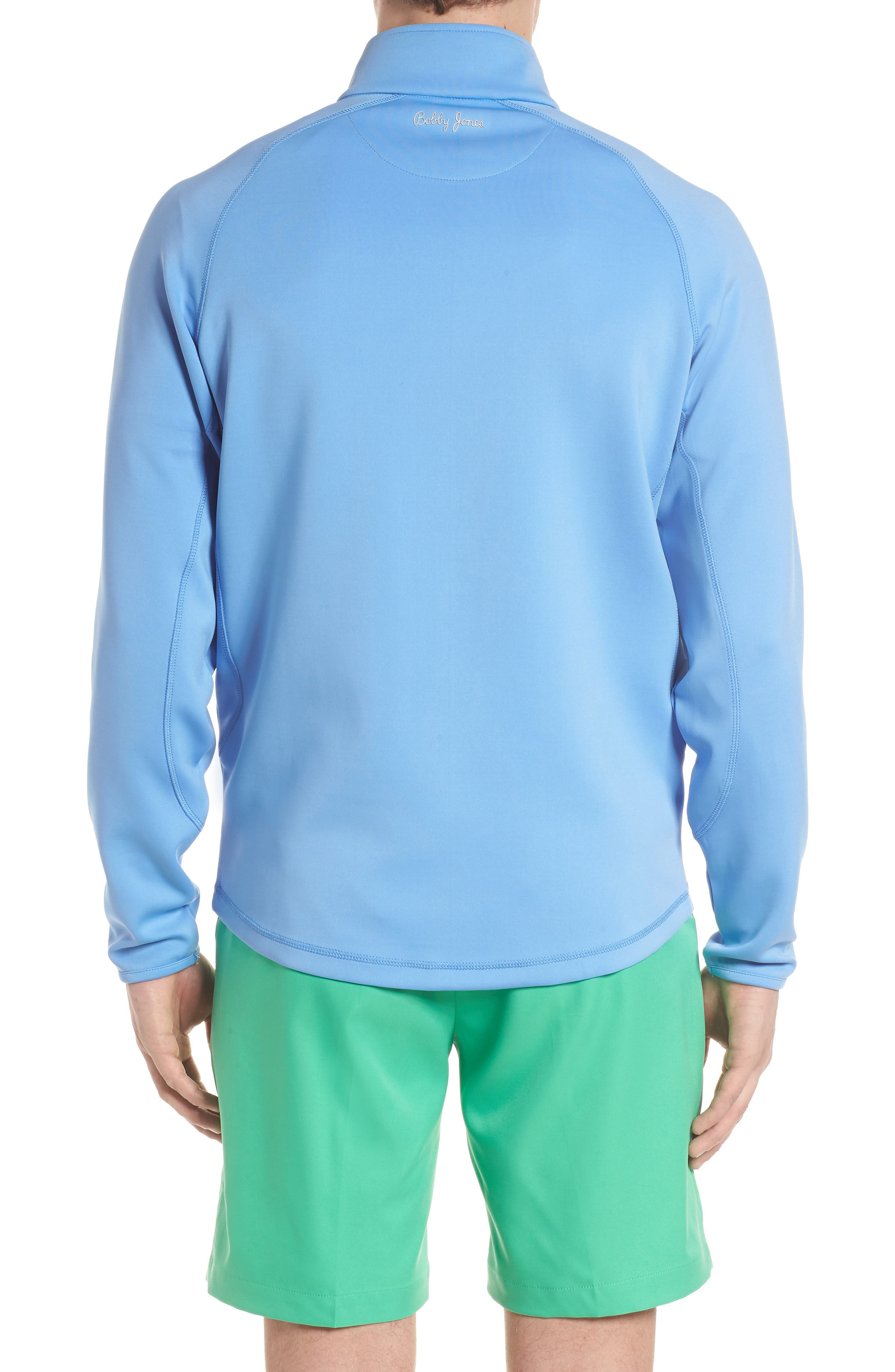 XH2O Crawford Stretch Quarter Zip Golf Pullover,                             Alternate thumbnail 14, color,