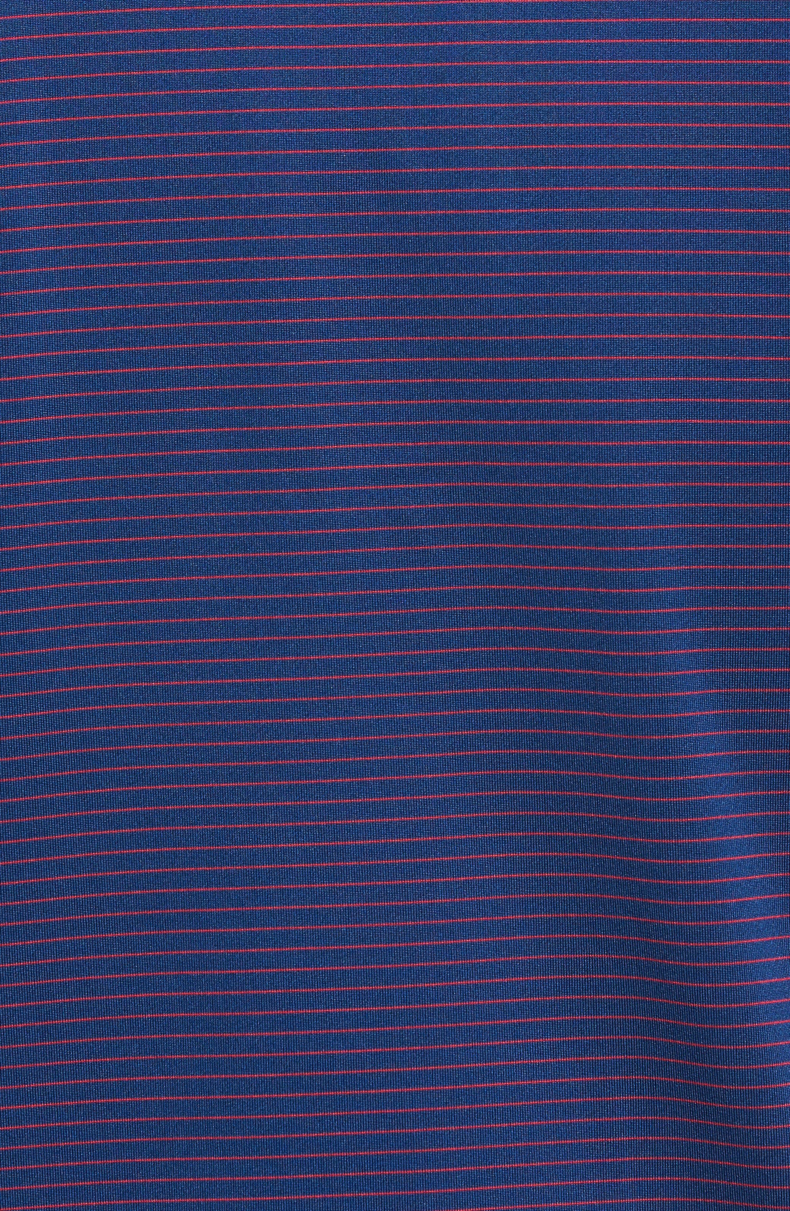 Heather DryTec Moisture Wicking Polo,                             Alternate thumbnail 5, color,                             328