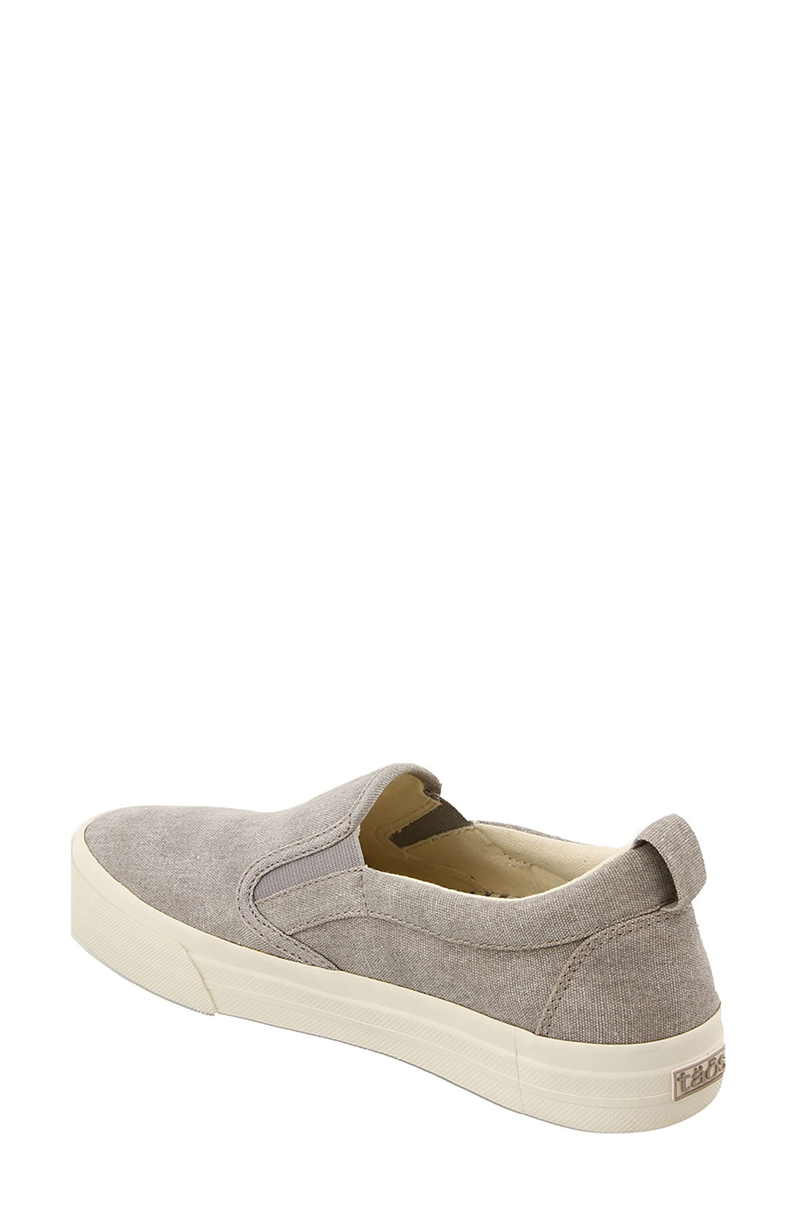 Soul Slip-On Sneaker,                             Alternate thumbnail 2, color,                             GREY WASH CANVAS