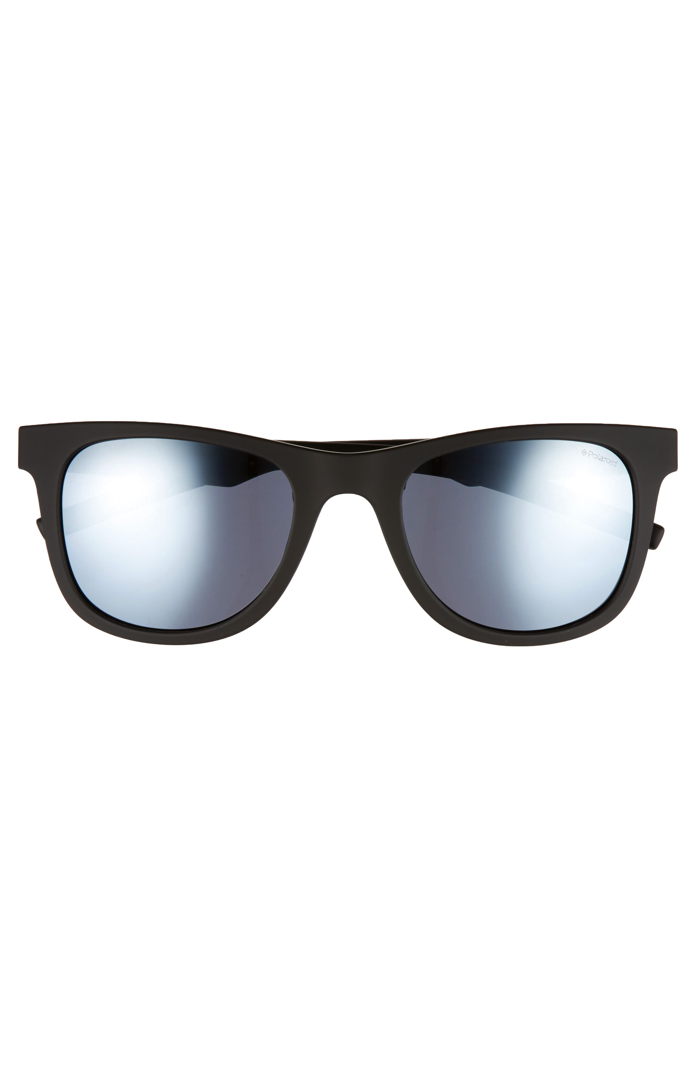 Polaroid 7020S 52mm Polarized Sunglasses,                             Alternate thumbnail 2, color,                             001