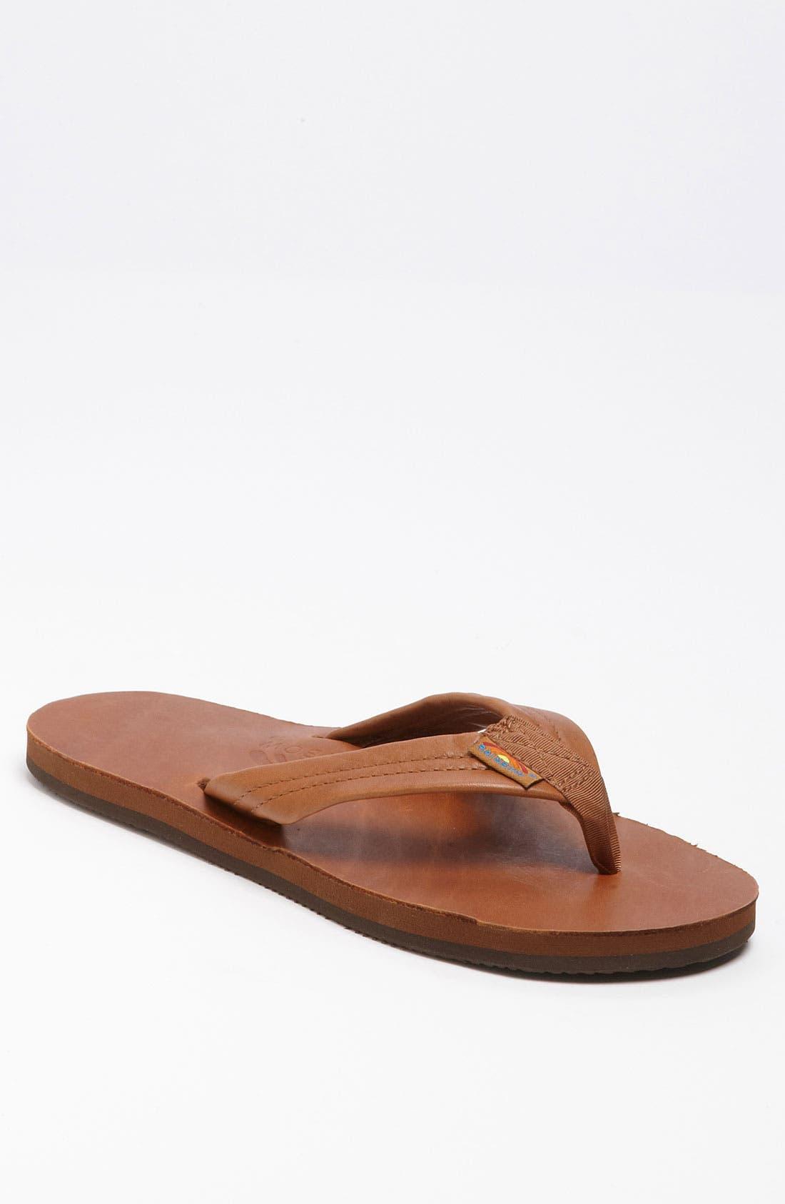 '301Alts' Sandal,                             Main thumbnail 1, color,                             TAN/ BROWN