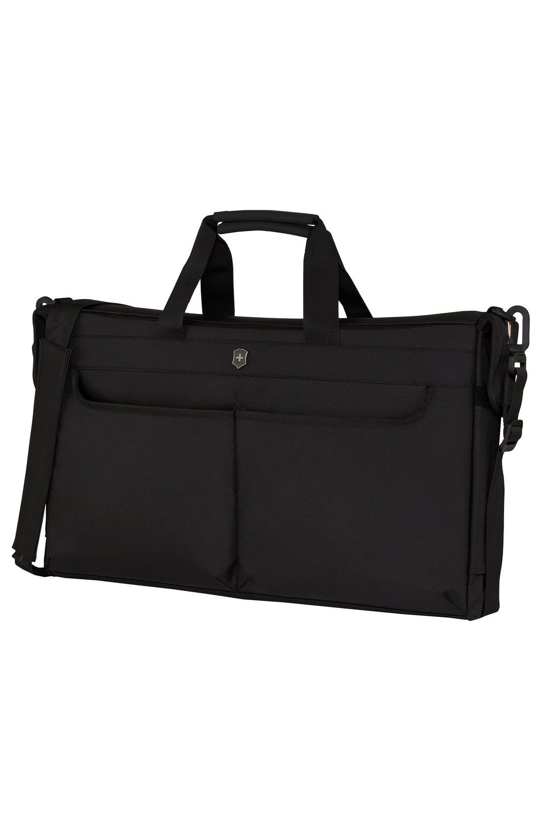 WT 5.0 - Porter Garment Bag,                             Main thumbnail 1, color,                             001