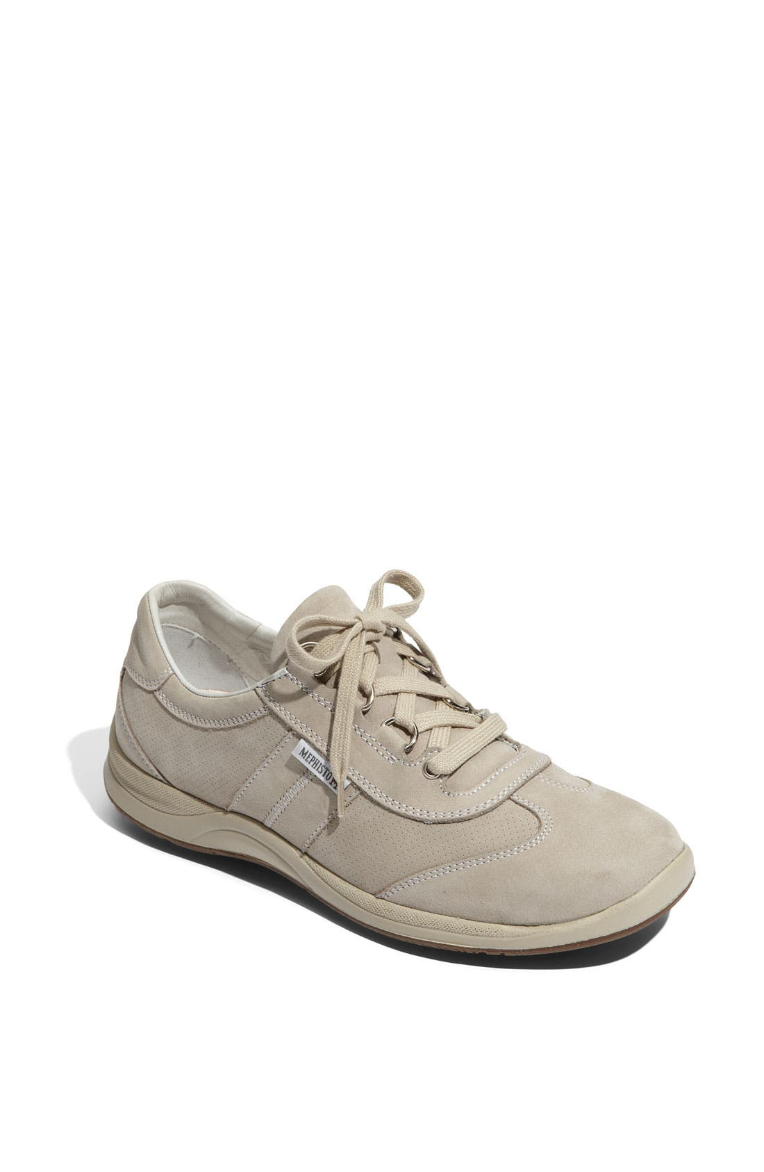 Laser Perforated Walking Shoe,                             Main thumbnail 7, color,
