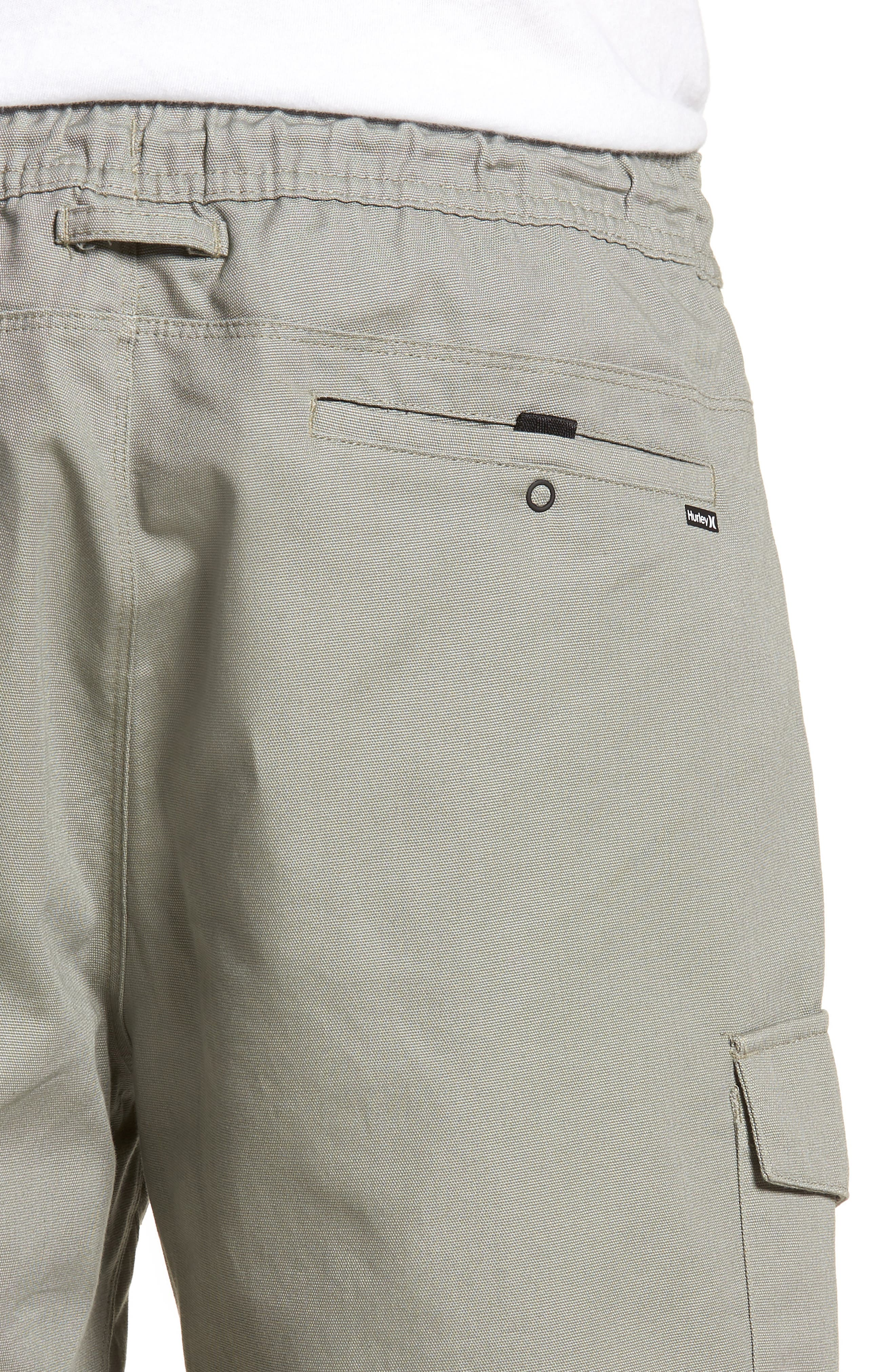 Marsh Cargo Shorts,                             Alternate thumbnail 4, color,                             004