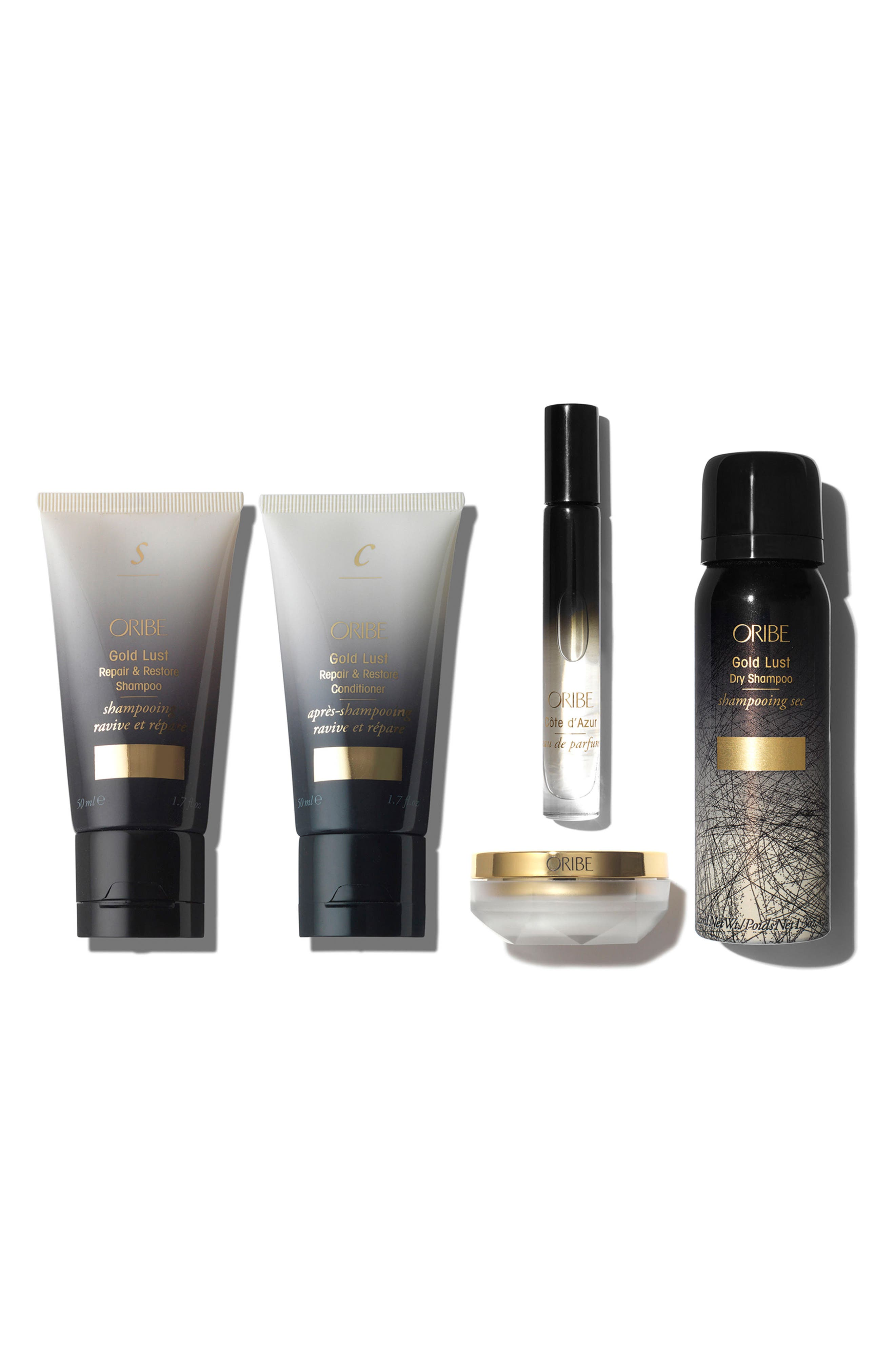 SPACE.NK.apothecary Oribe Traveler Set,                             Main thumbnail 1, color,                             000