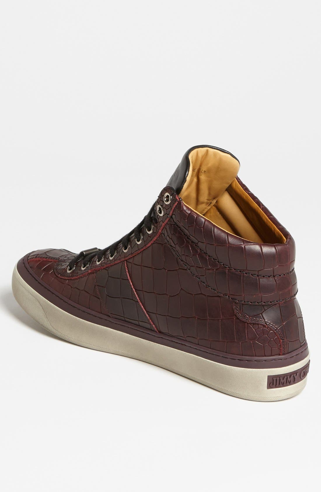 Belgravia High Top Sneaker,                             Alternate thumbnail 11, color,