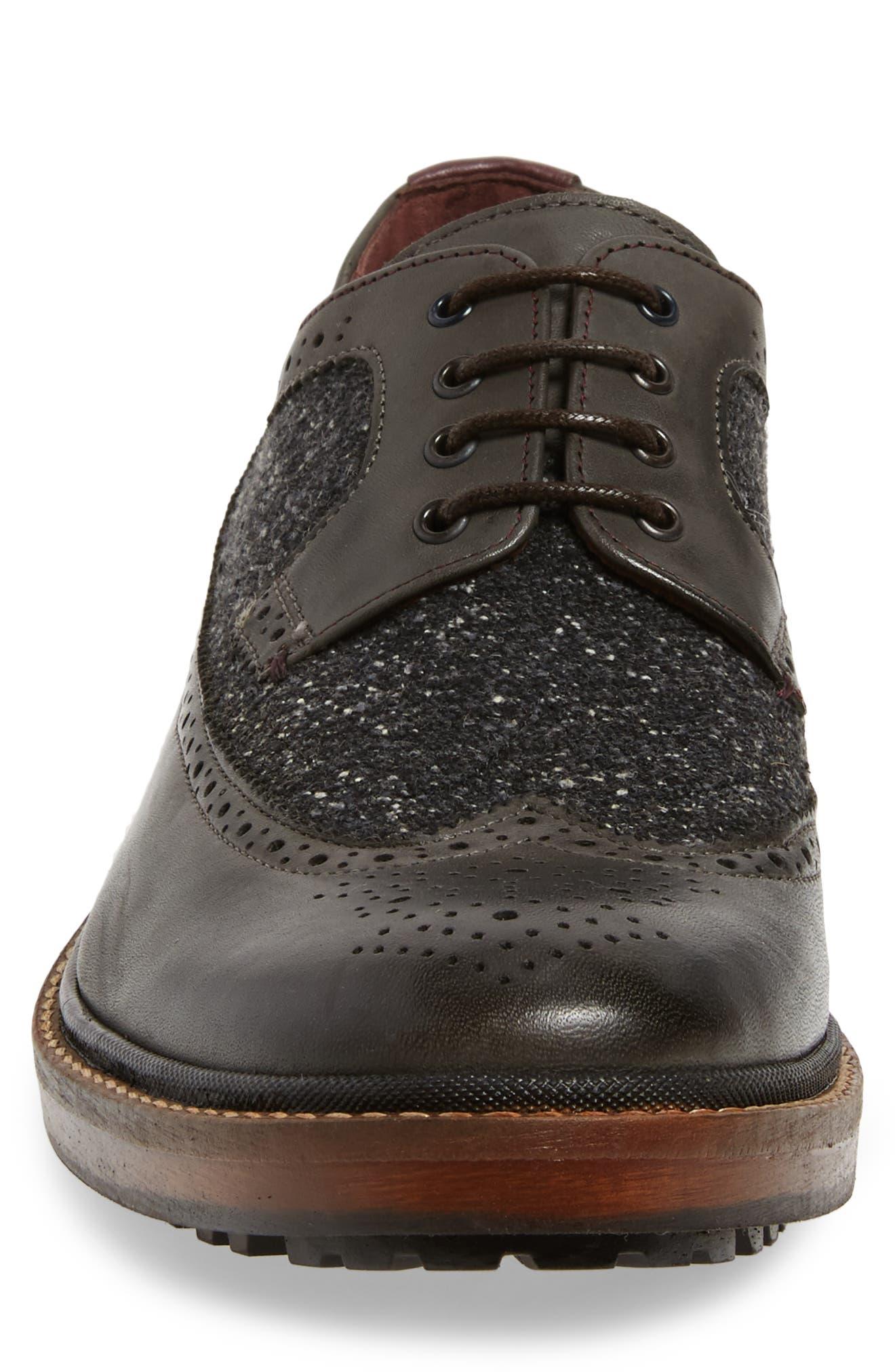 Casbo Spectator Shoe,                             Alternate thumbnail 4, color,                             080