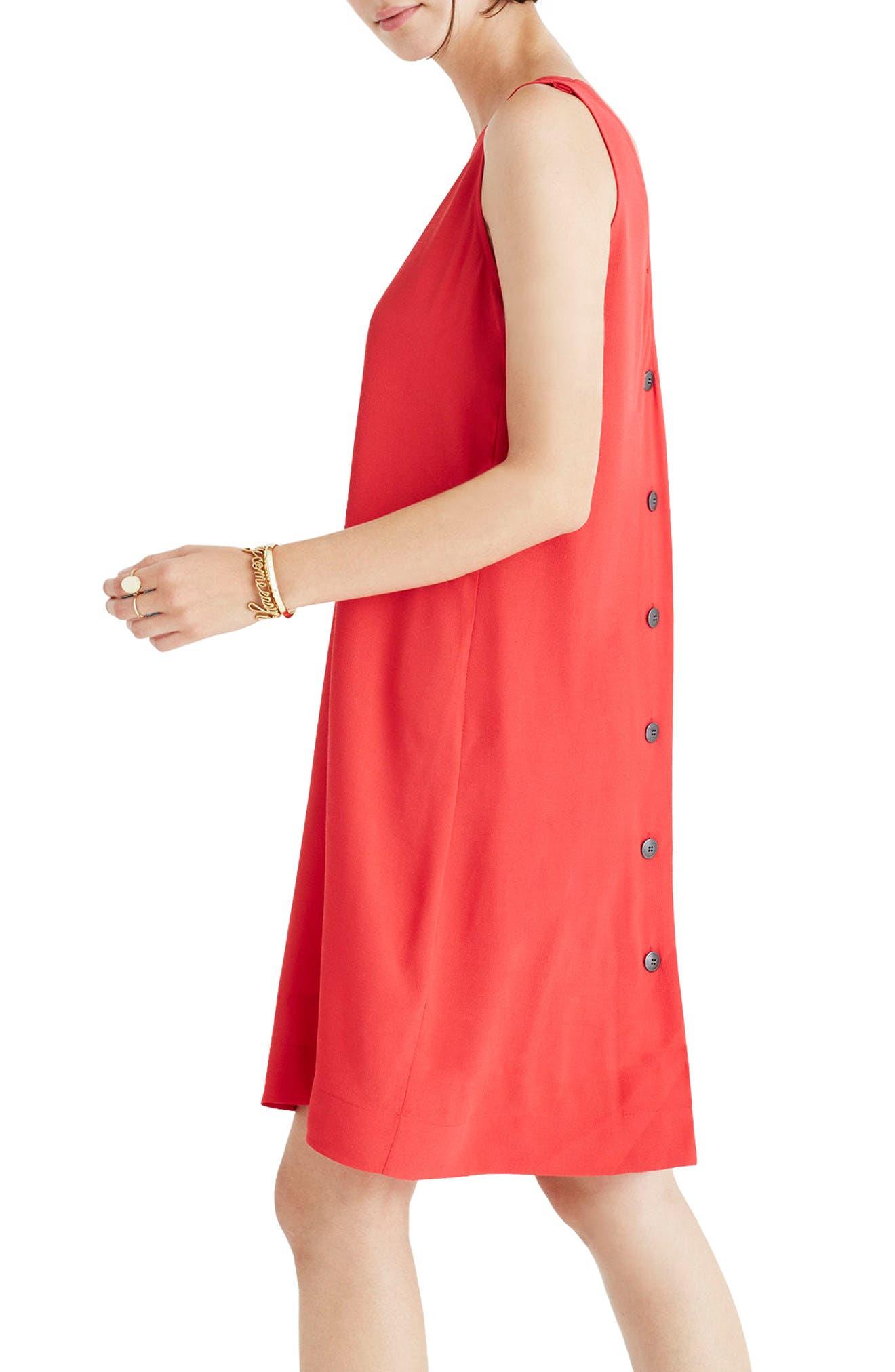 Lakeshore Button Back Dress,                             Alternate thumbnail 5, color,