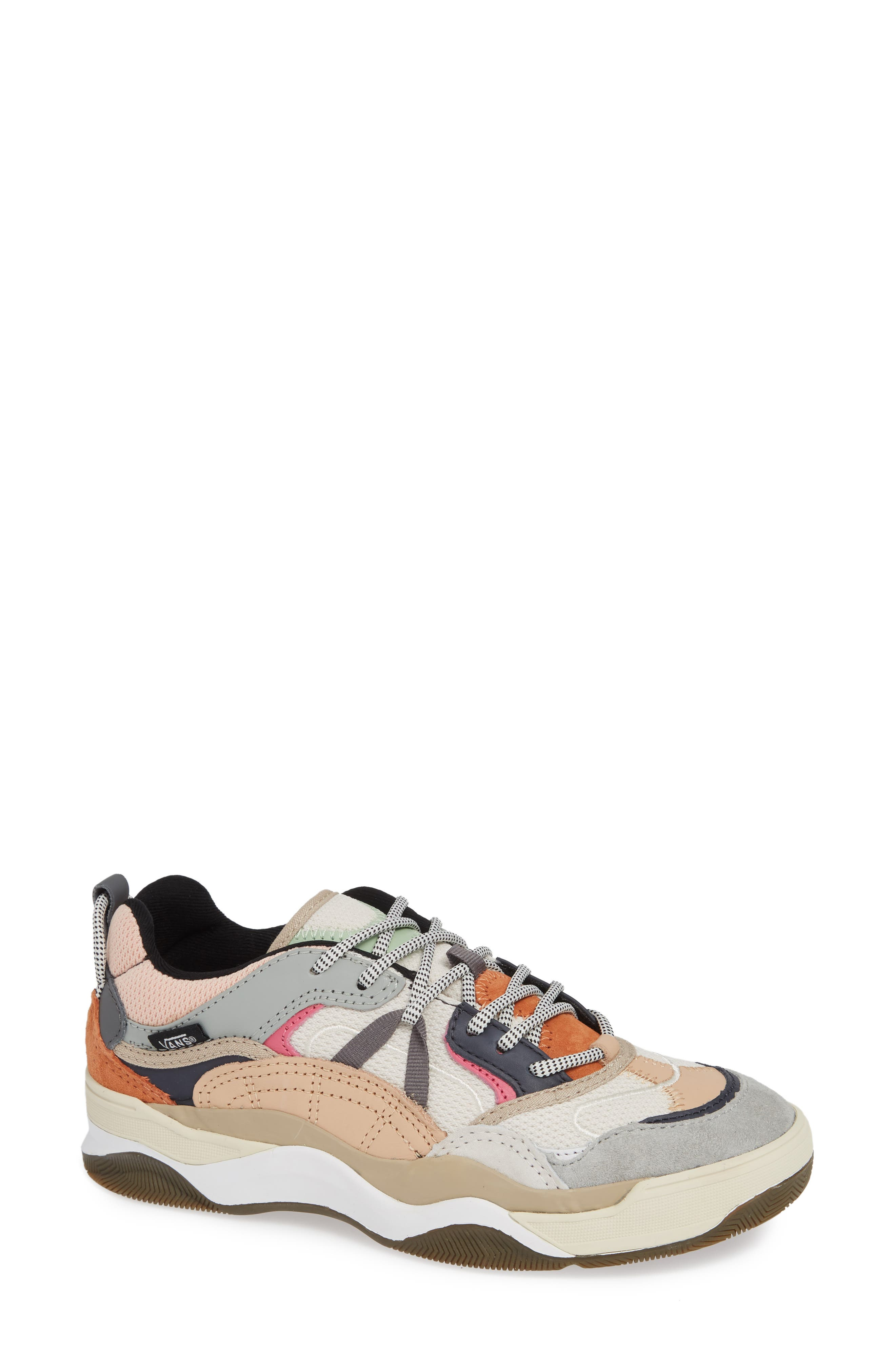 Varix WC Sneaker,                             Main thumbnail 1, color,                             MULTI TURTLEDOVE/ TRUE WHITE