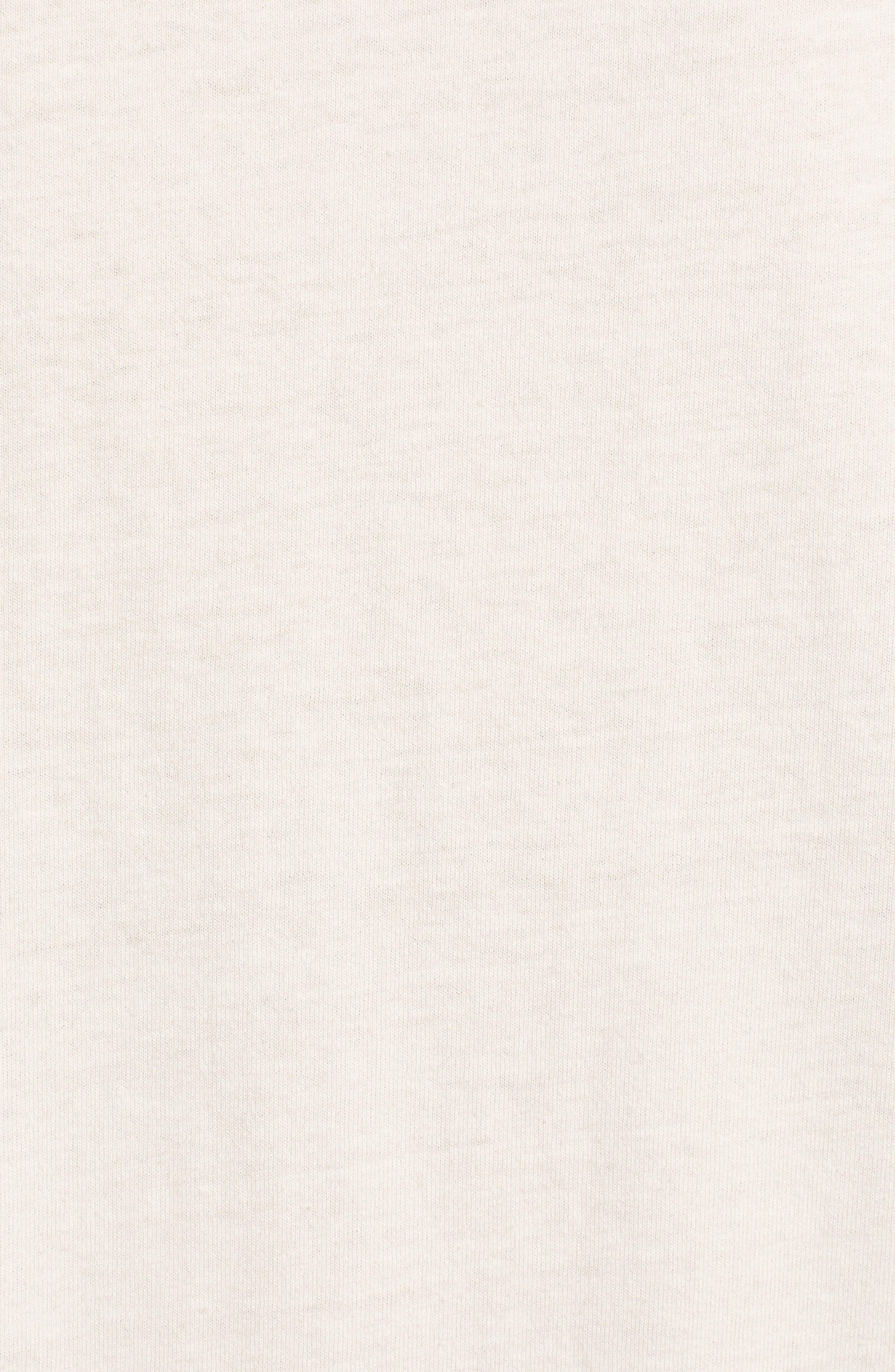 Eileen Jersey Button Front Shirt,                             Alternate thumbnail 6, color,                             NO FILTER