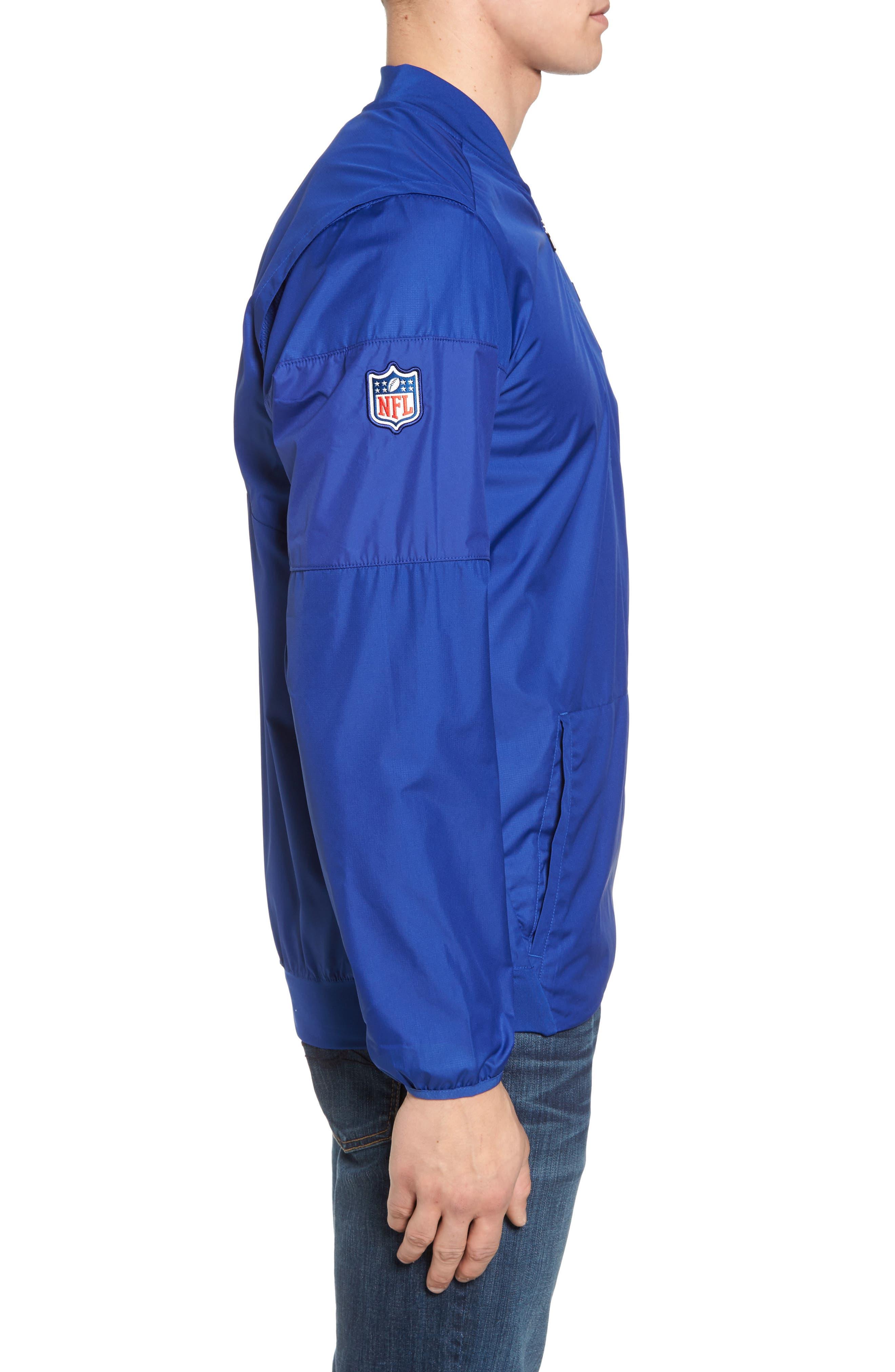 Lockdown NFL Pullover Jacket,                             Alternate thumbnail 15, color,