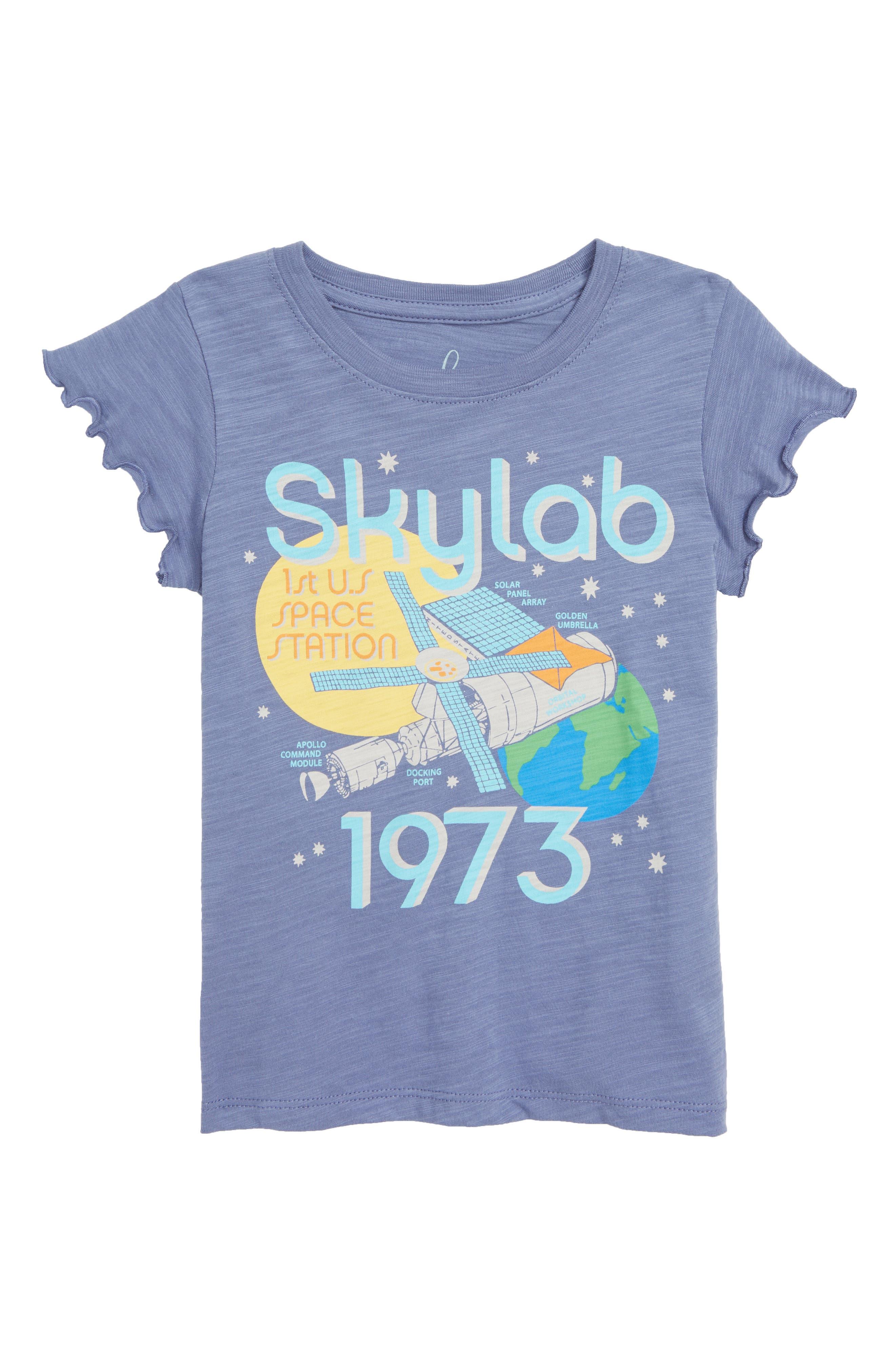 Peek Skylab Tee,                             Main thumbnail 1, color,                             410
