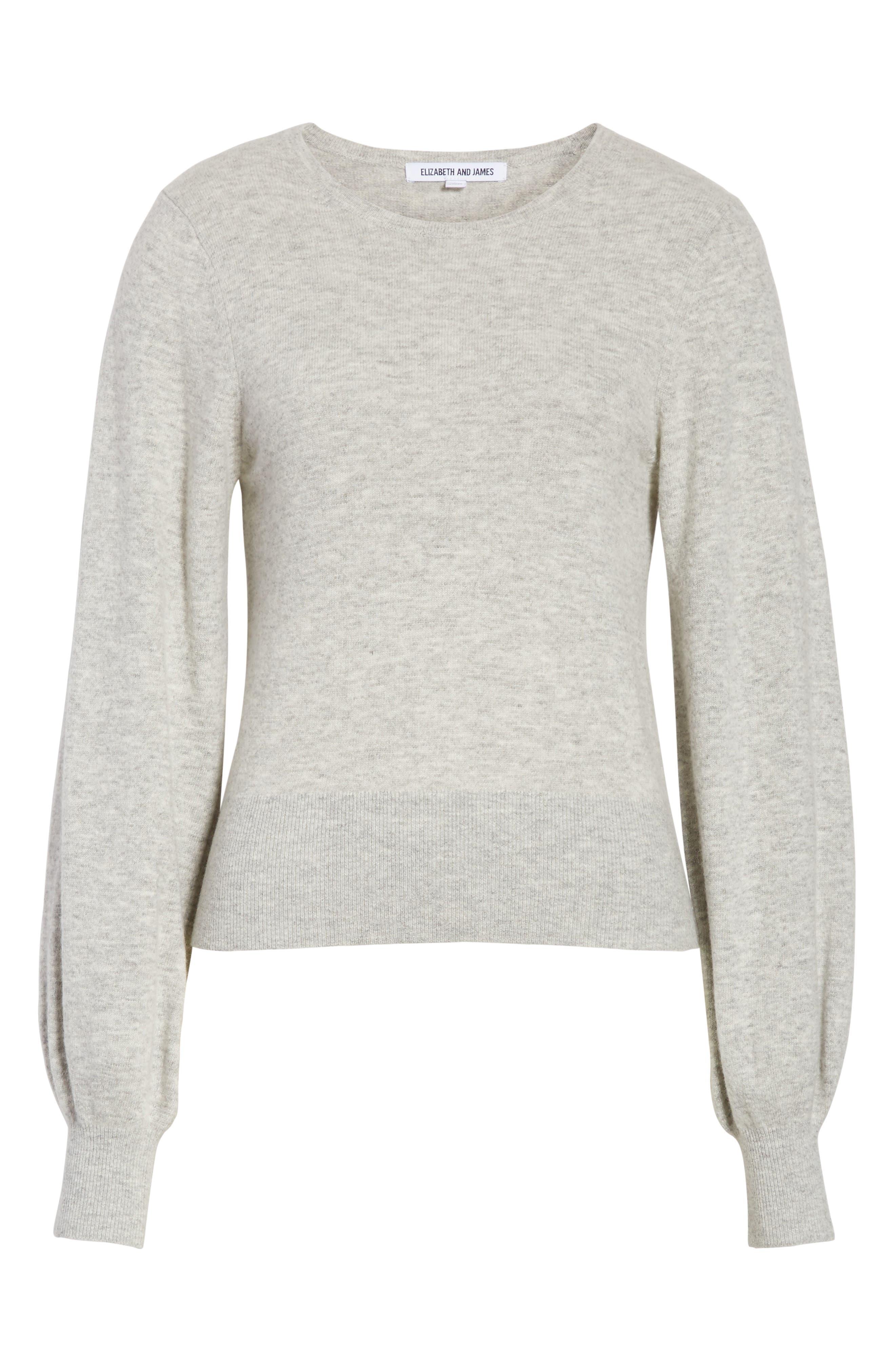 Bretta Sweater,                             Alternate thumbnail 6, color,                             030