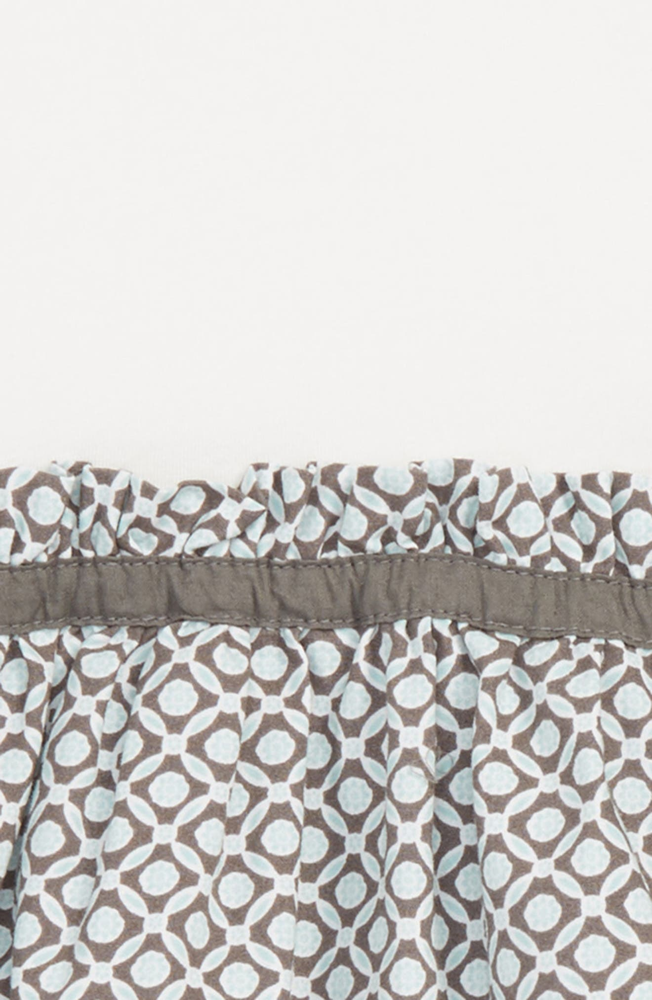 Geo Dress,                             Alternate thumbnail 2, color,                             100