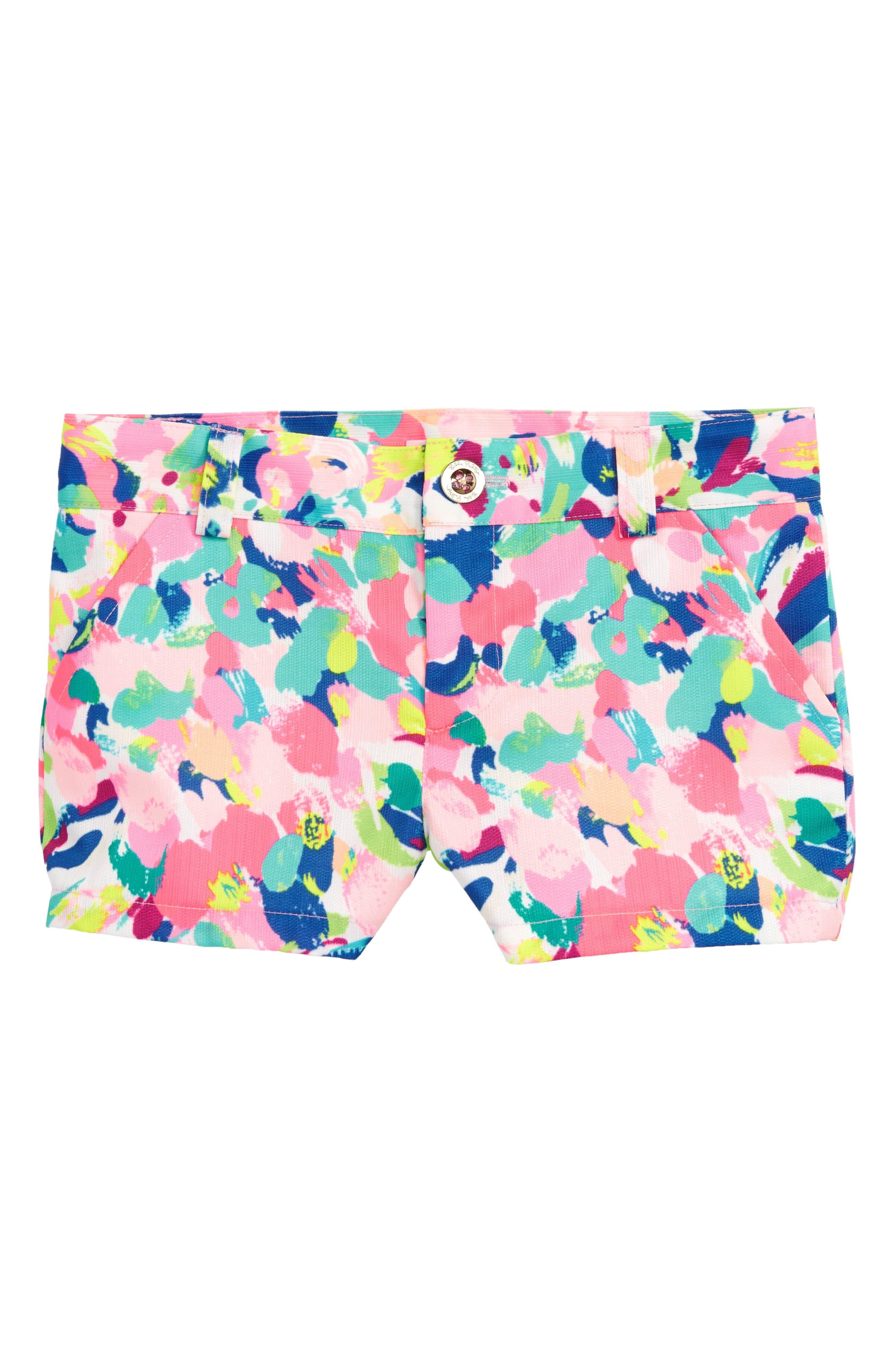 Mini Callahan Shorts,                             Main thumbnail 1, color,                             659