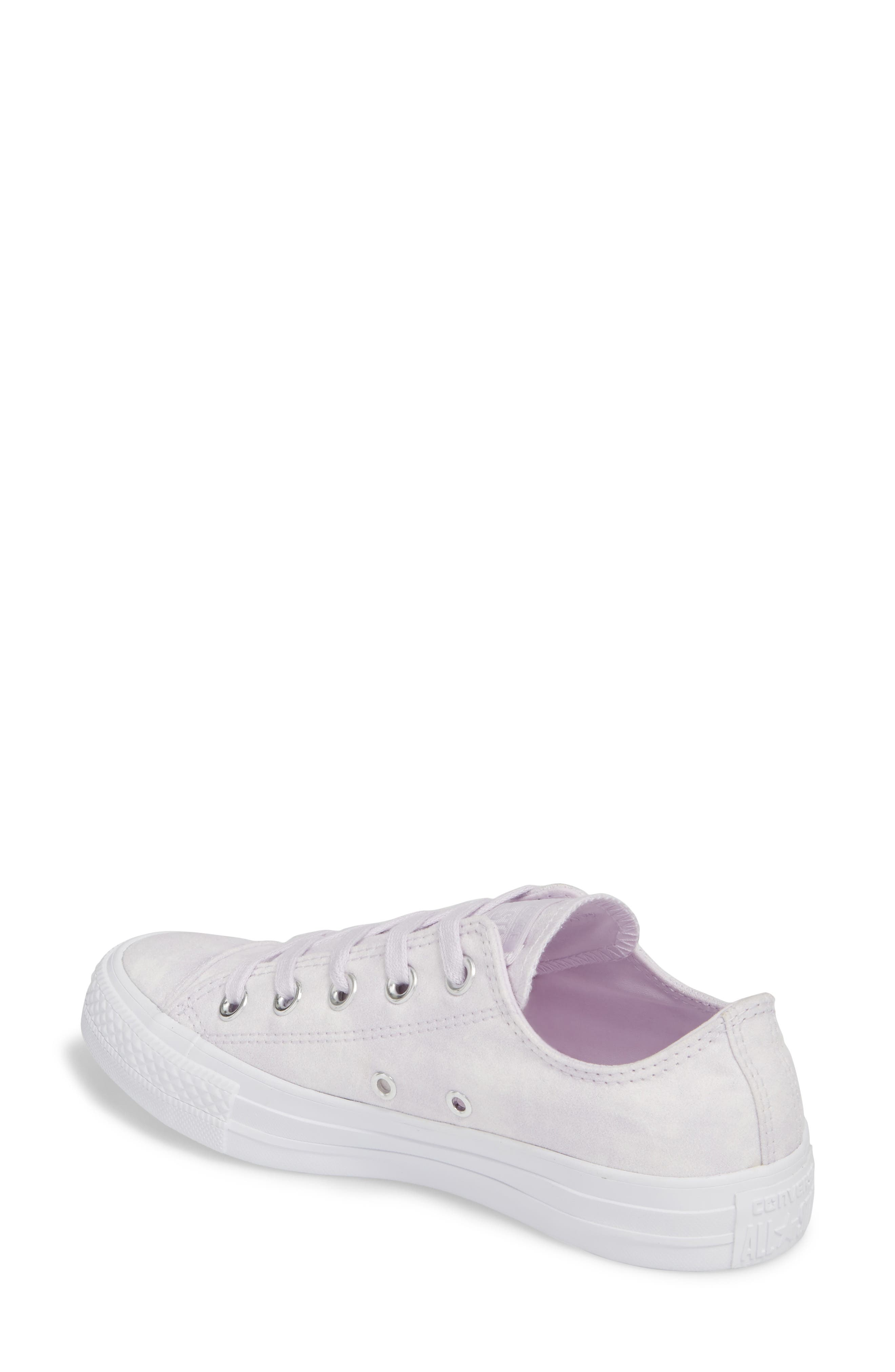 Chuck Taylor<sup>®</sup> All Star<sup>®</sup> Peached Low Top Sneaker,                             Alternate thumbnail 4, color,